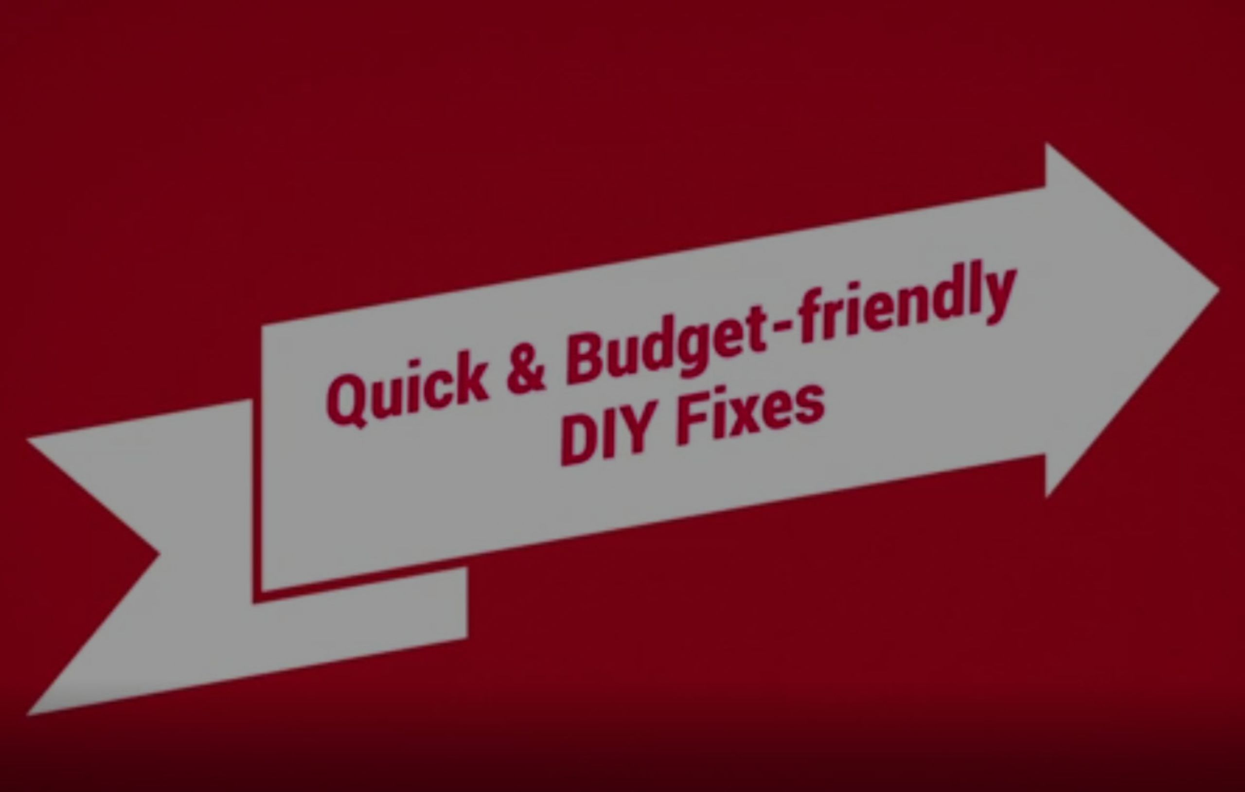 Best DIY bang for your buck