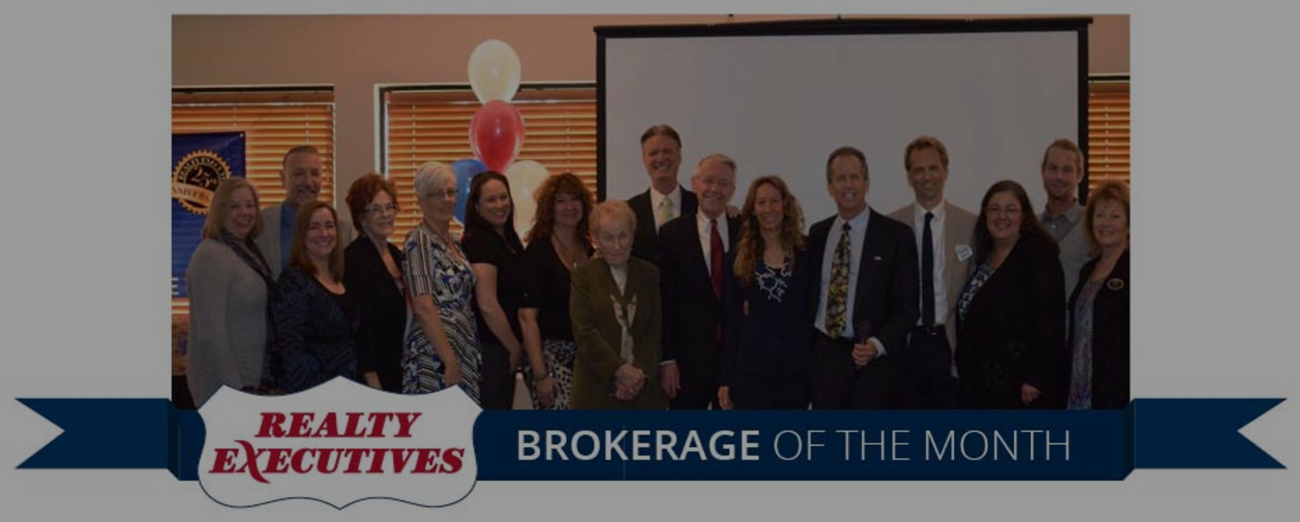 Realty Executives Santa Clarita named Brokerage of the Month for September 2017
