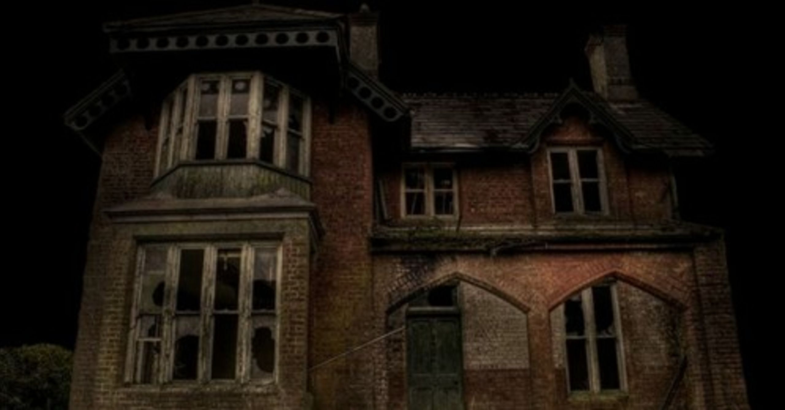 13 of the Scariest Haunted Houses in America