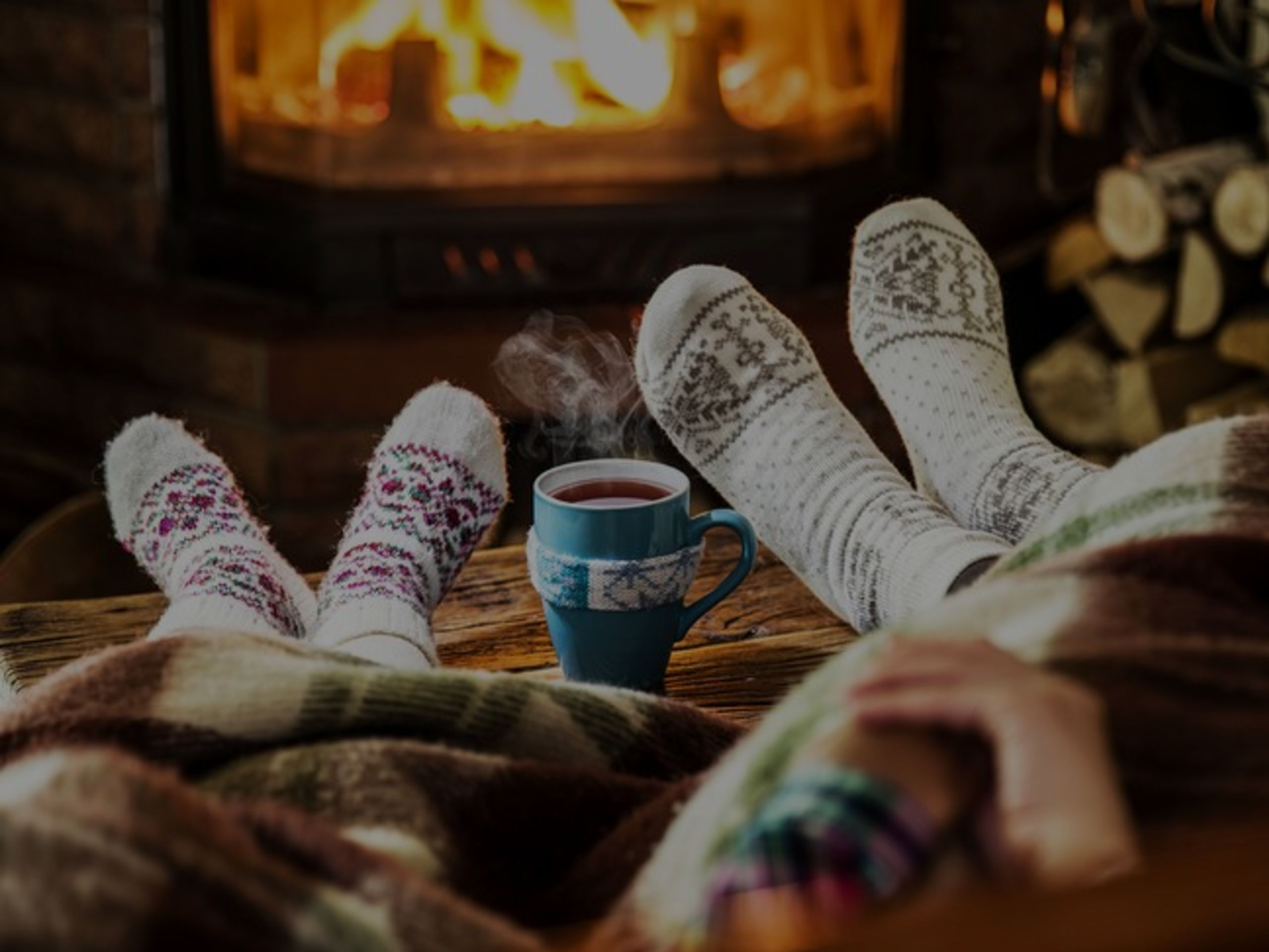 Cozy By the Wood Stove: How to Stay Toasty and Not Burn Your House Down
