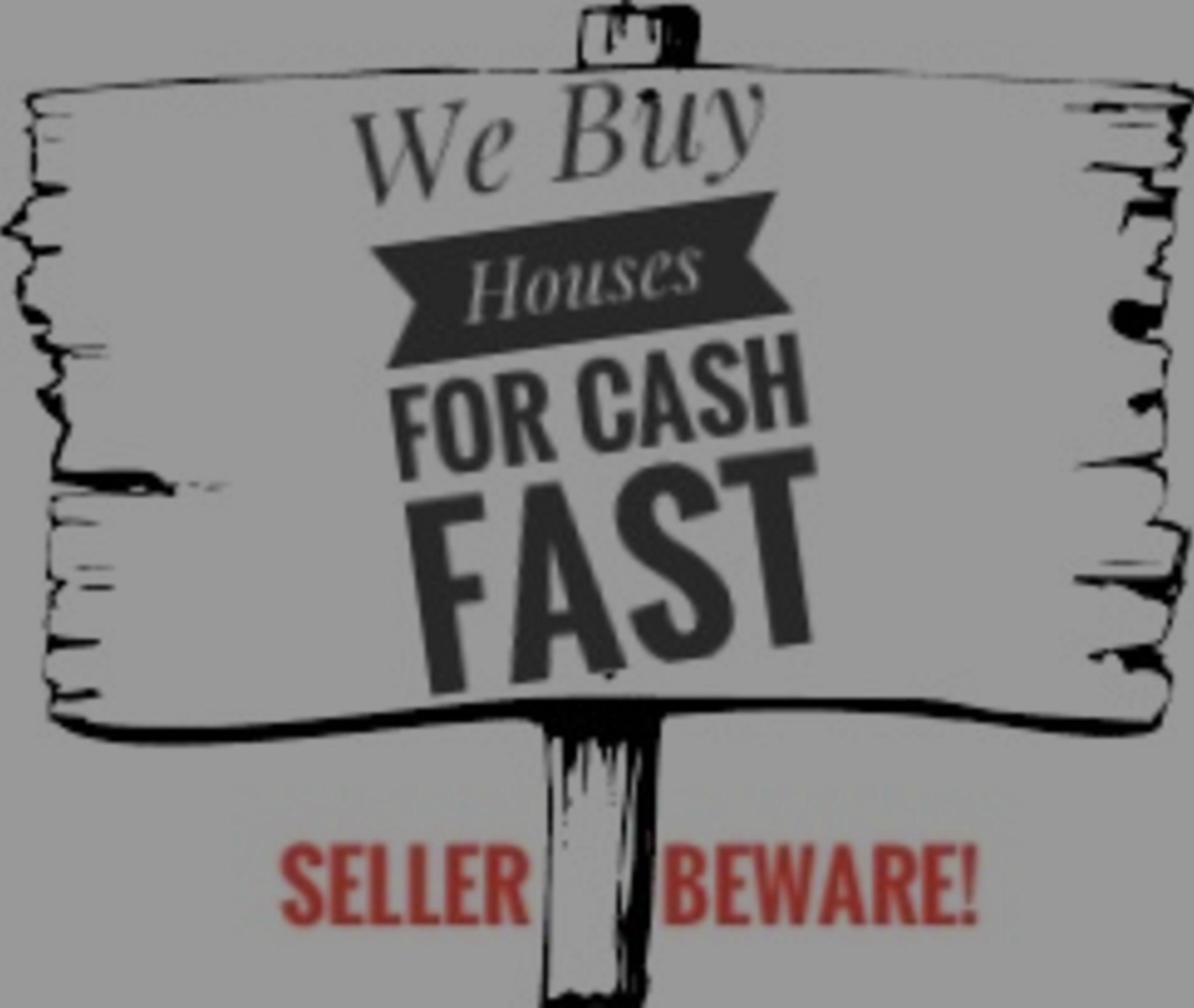 Home Sellers Beware!