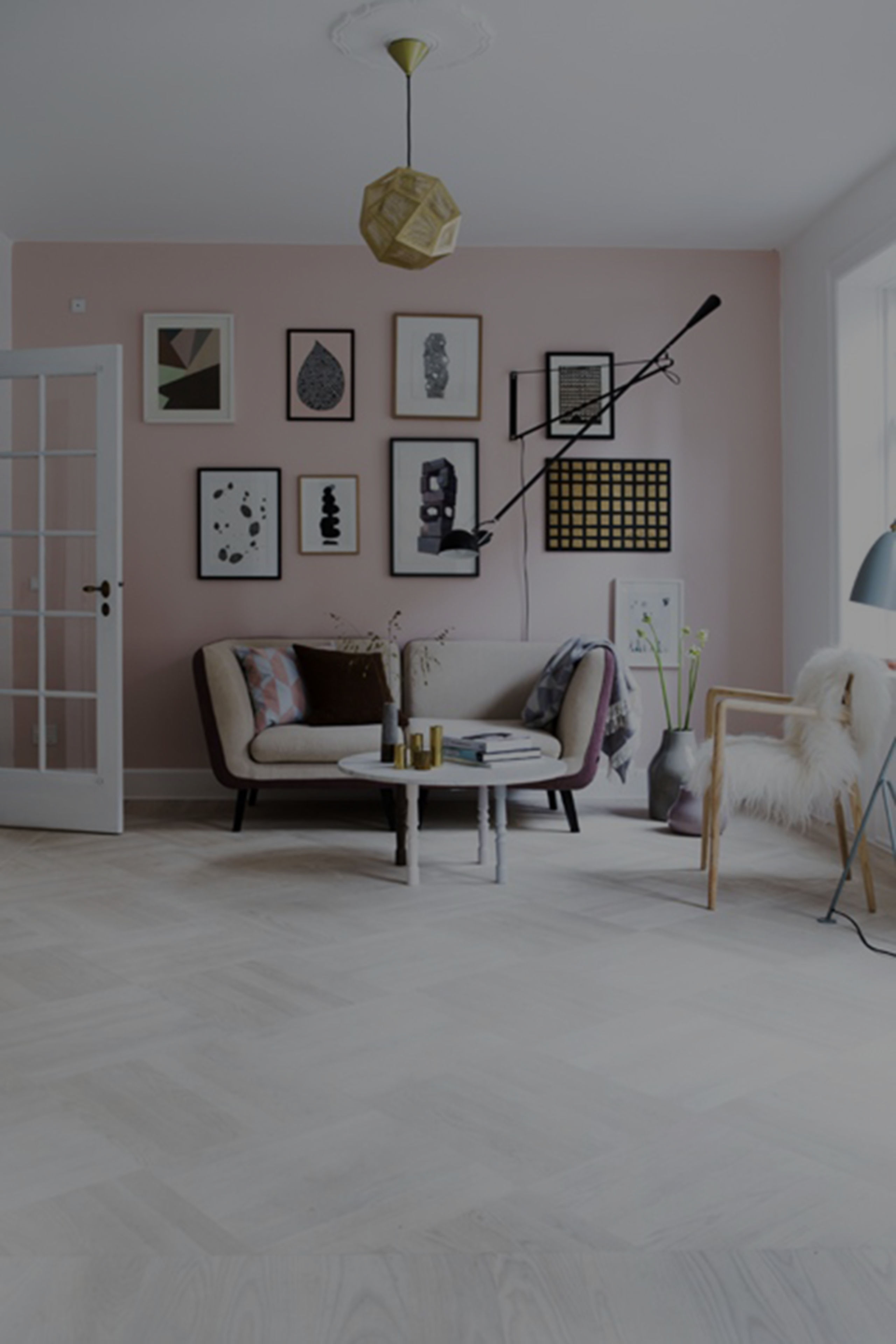 How to pick a color palette for your house
