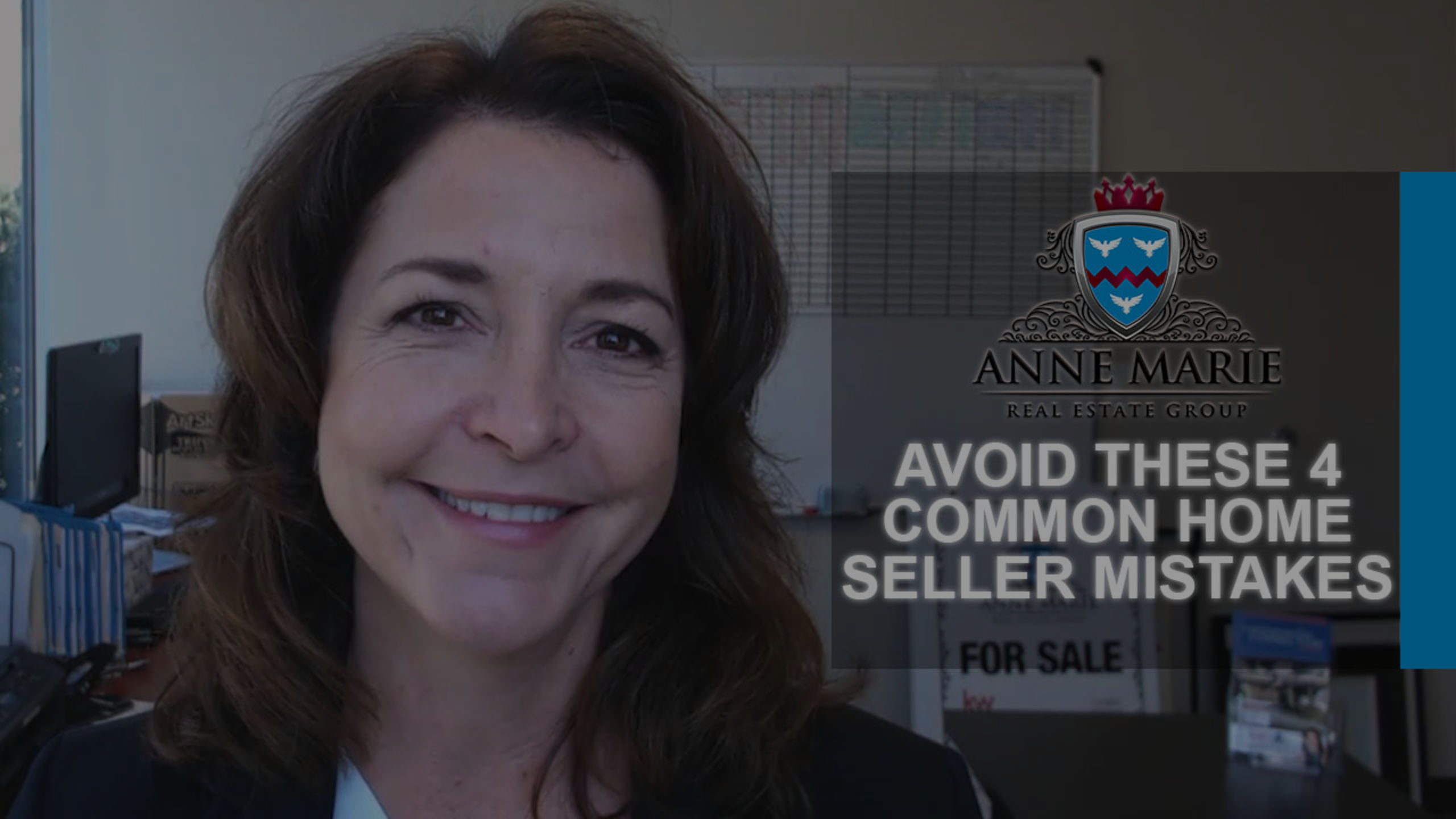 4 Common Home Seller Mistakes