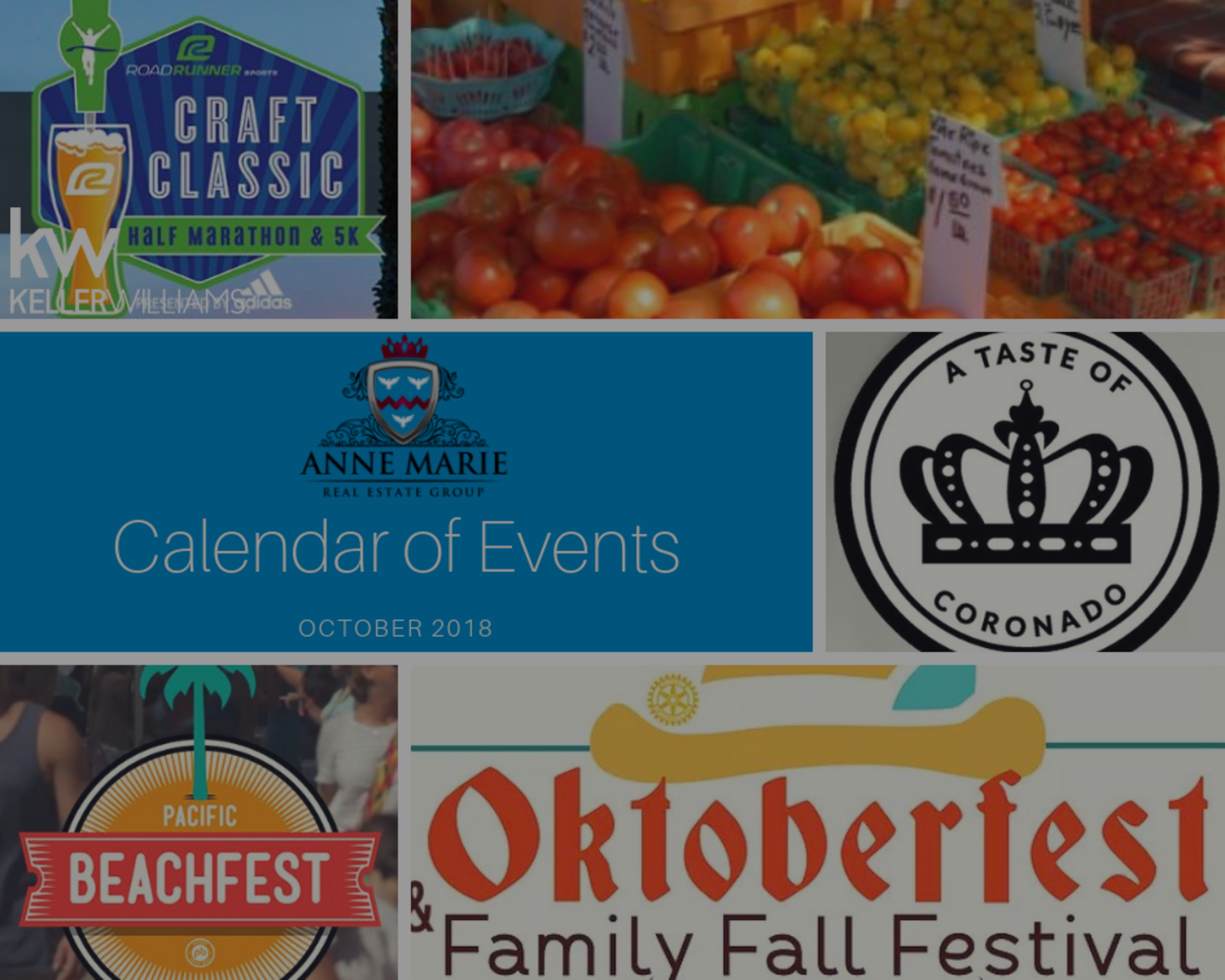 October 2018 Events in San Diego