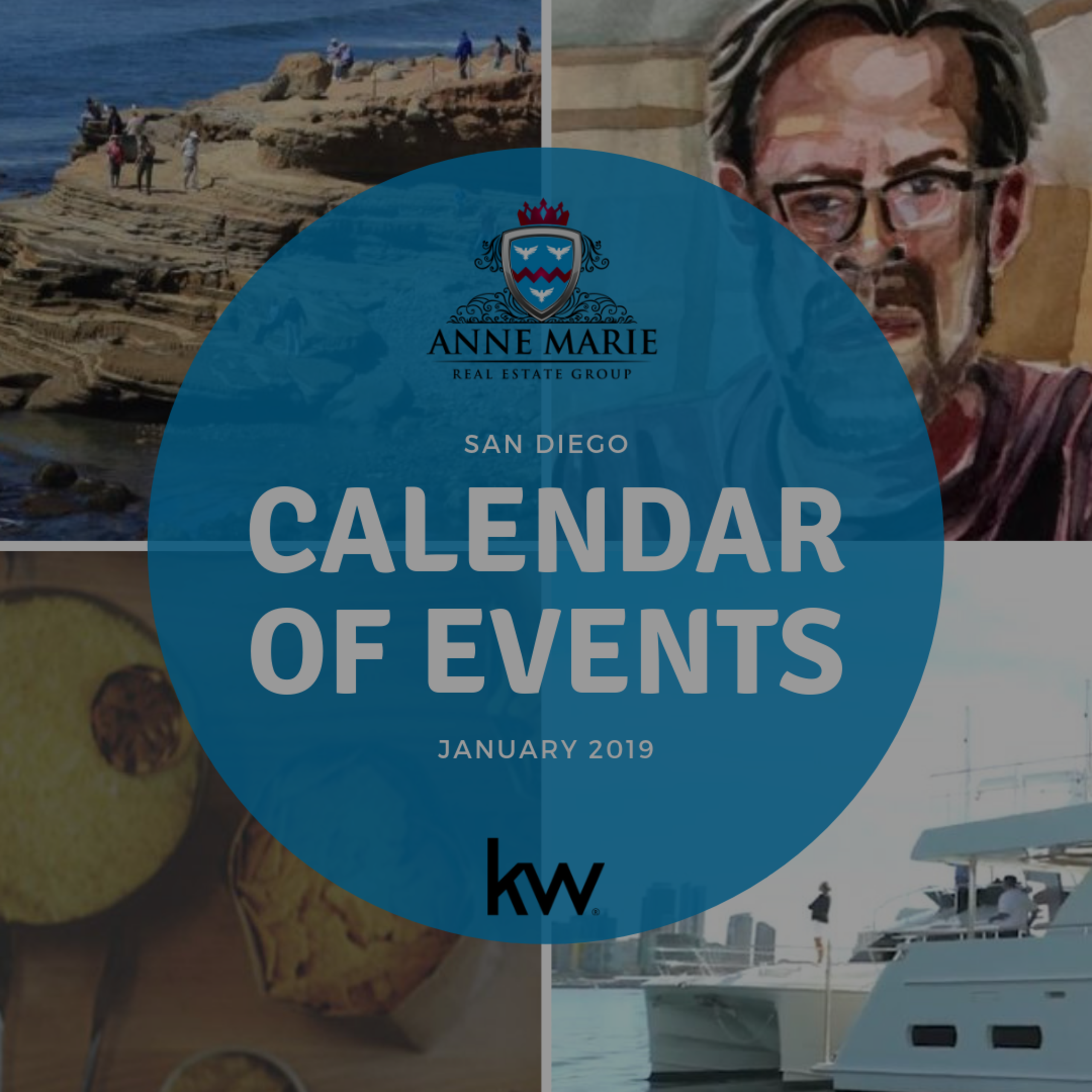 January 2019 Events in San Diego