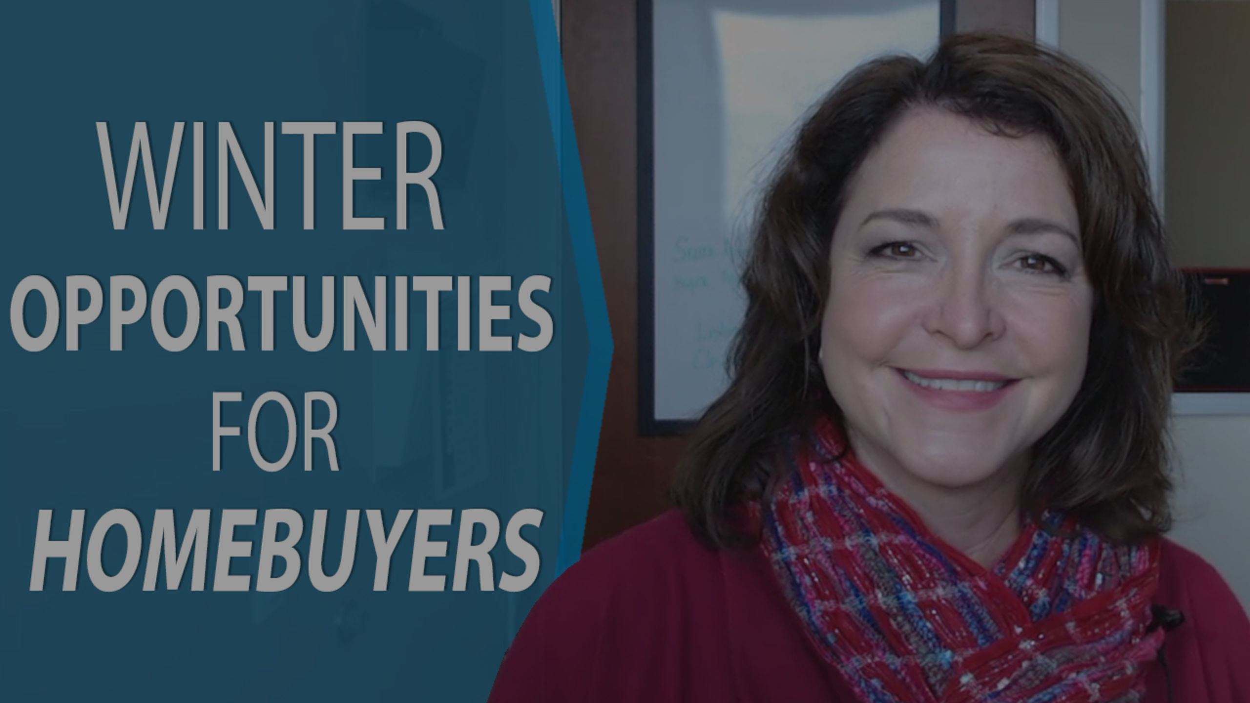Homebuyers, Rejoice! Winter Is a Great Time to Purchase