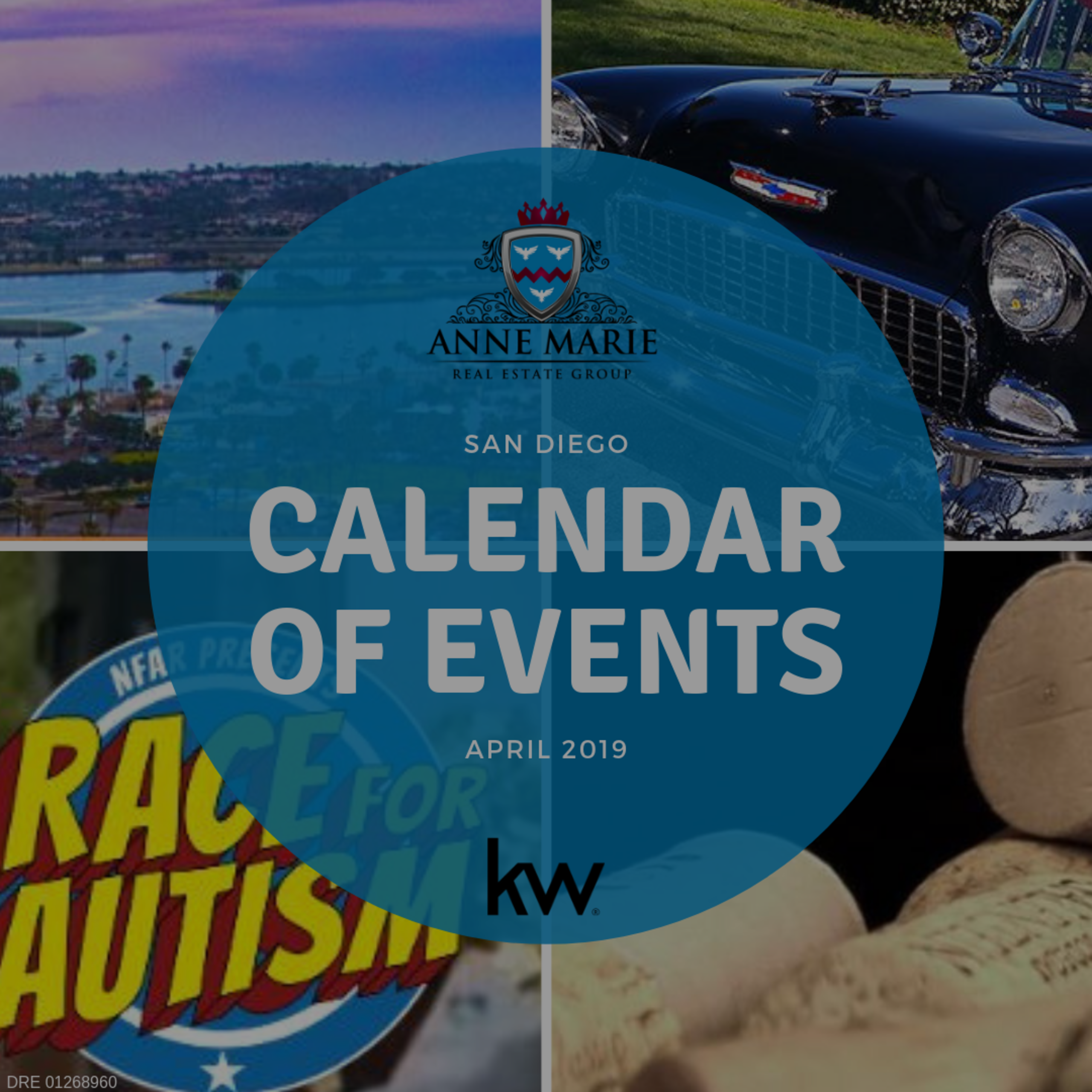 April 2019 Events in San Diego