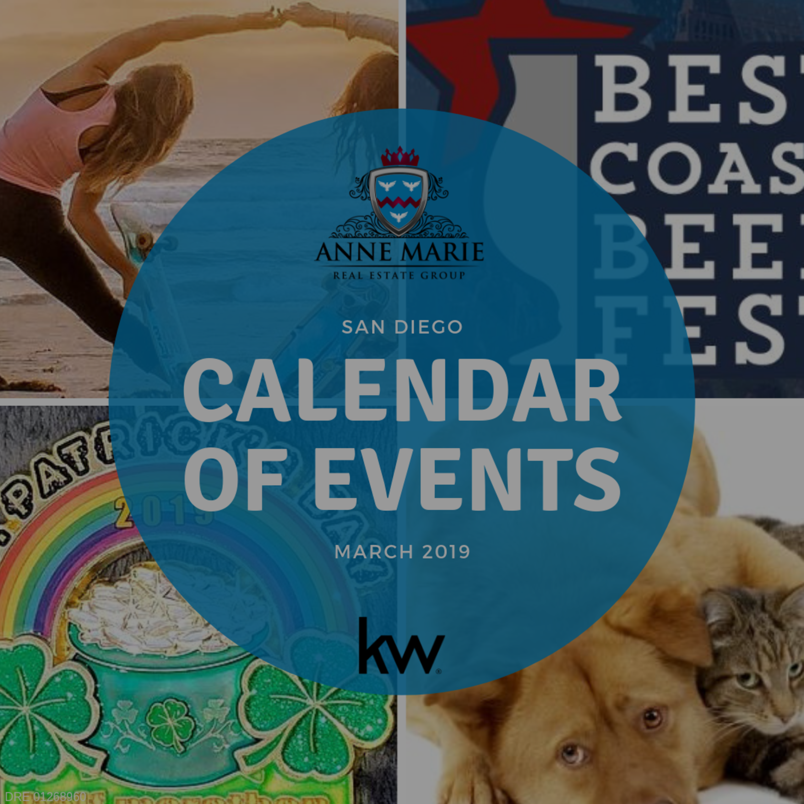 March 2019 Events in San Diego