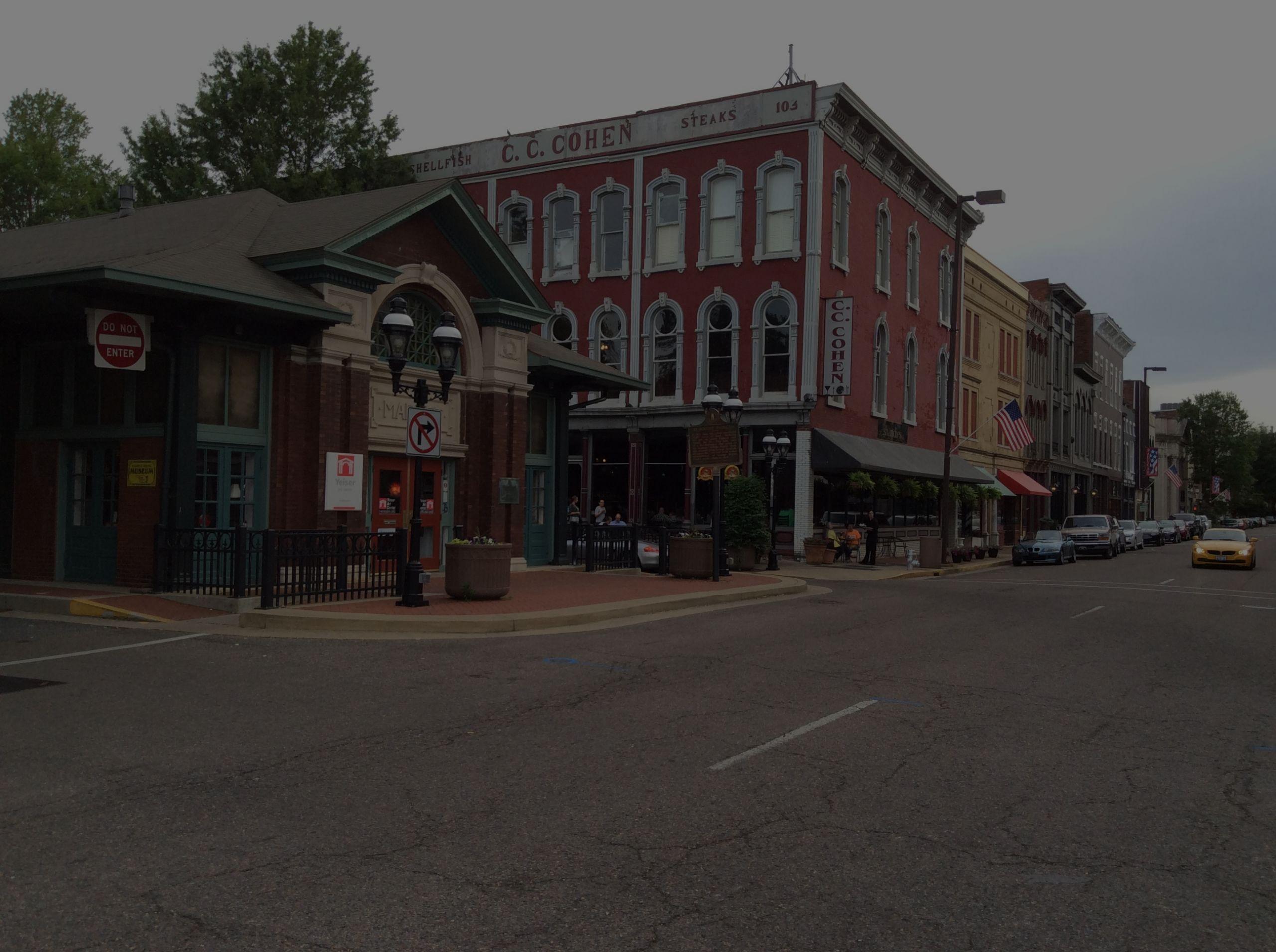 Downtown Paducah