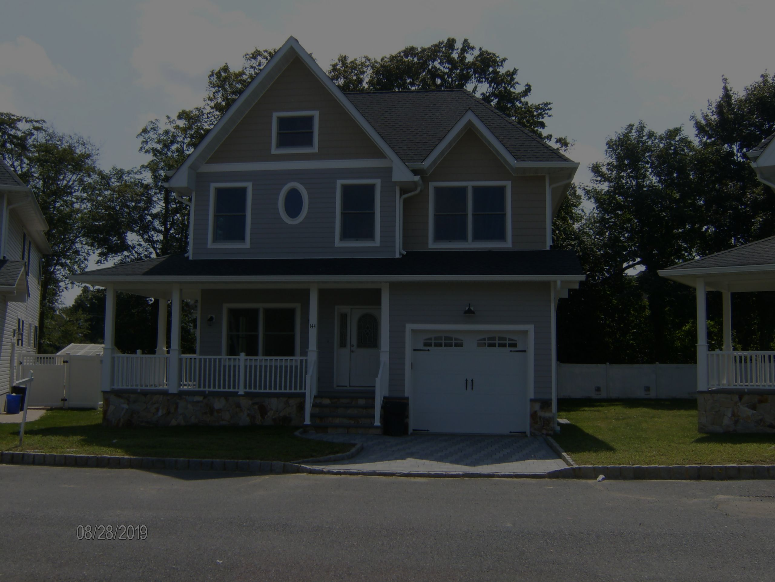 For Sale!  New Construction!  144 Chelsea Avenue Long Branch, NJ 07740.  $699,900.00
