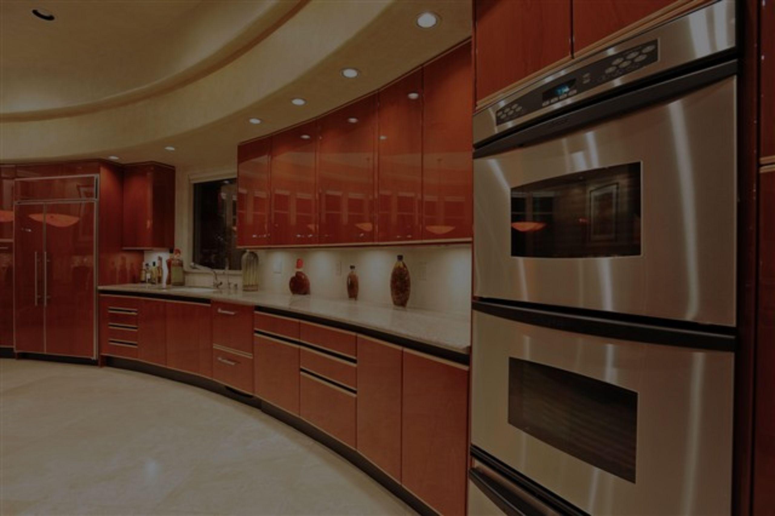 Sleek and Elegant Interiors