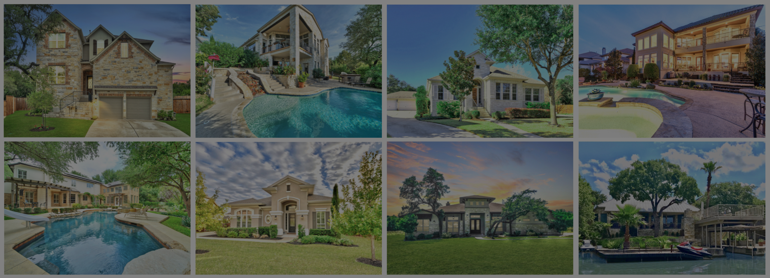 A FEW OF THE HOMES SOLD BY THE JULIE REISTRUP TEAM