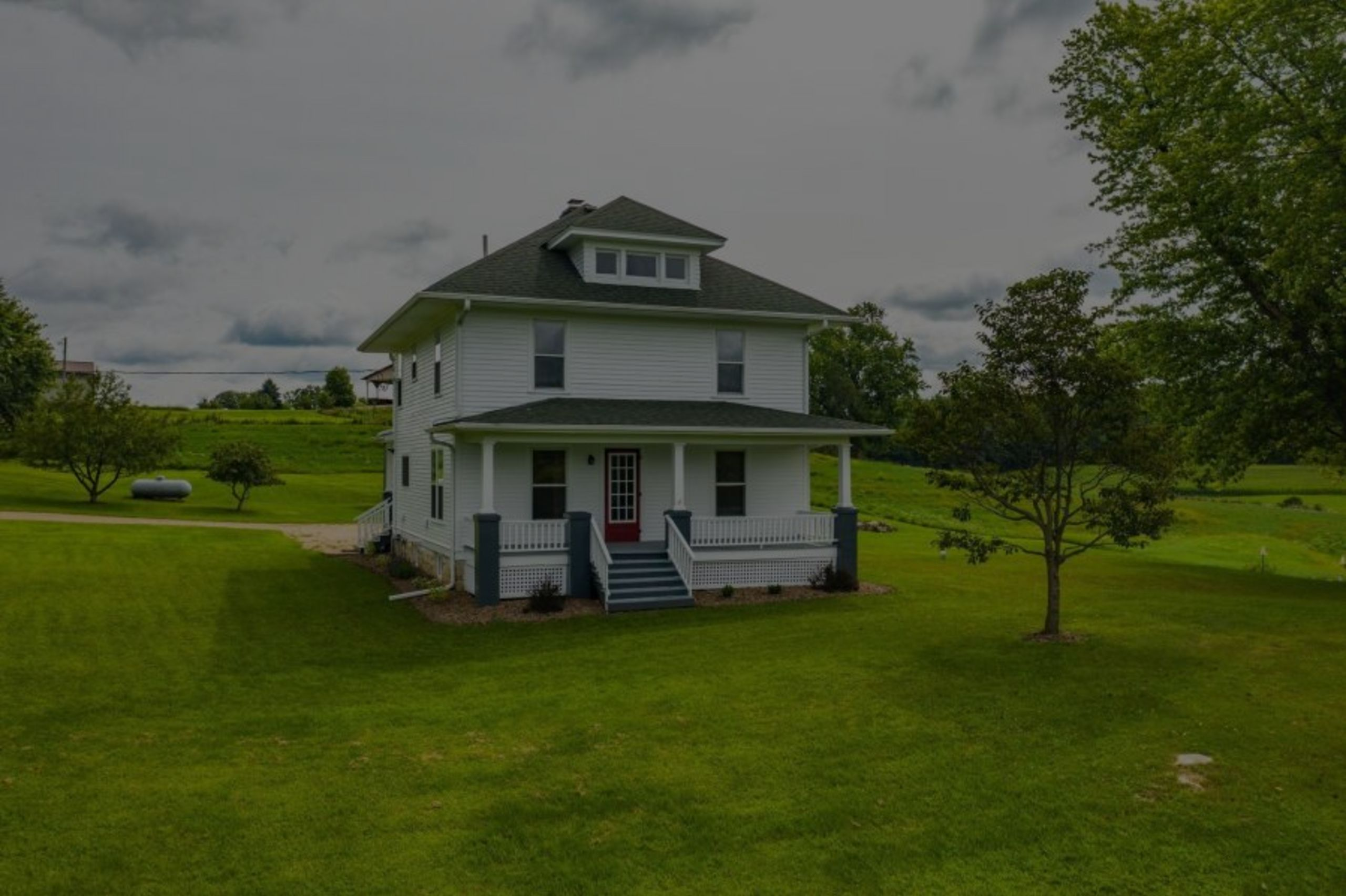 S7210 Cty Rd J, Viroqua ~ 6.5acres  $259,900