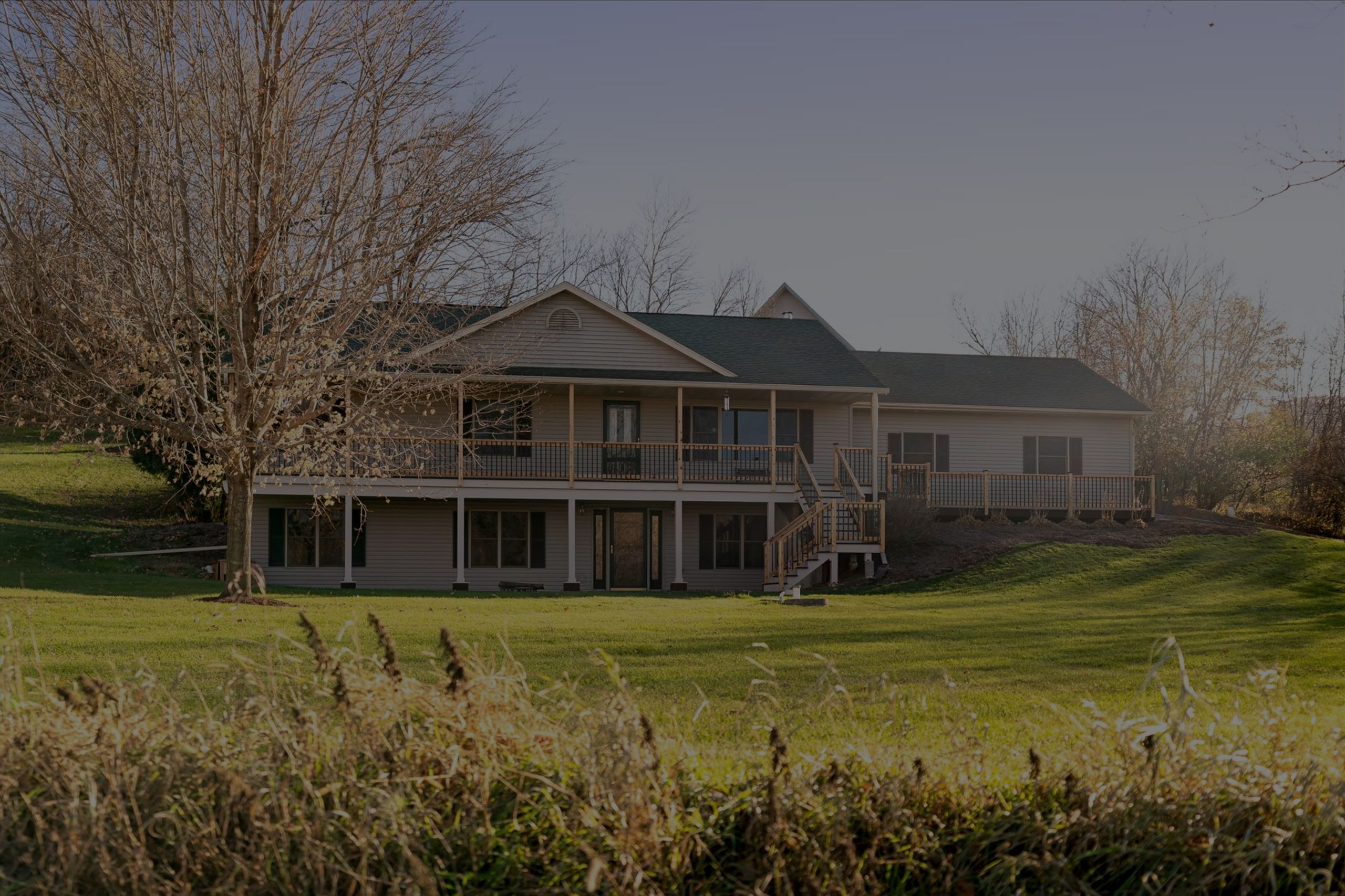 Beautiful home in Barre Mills