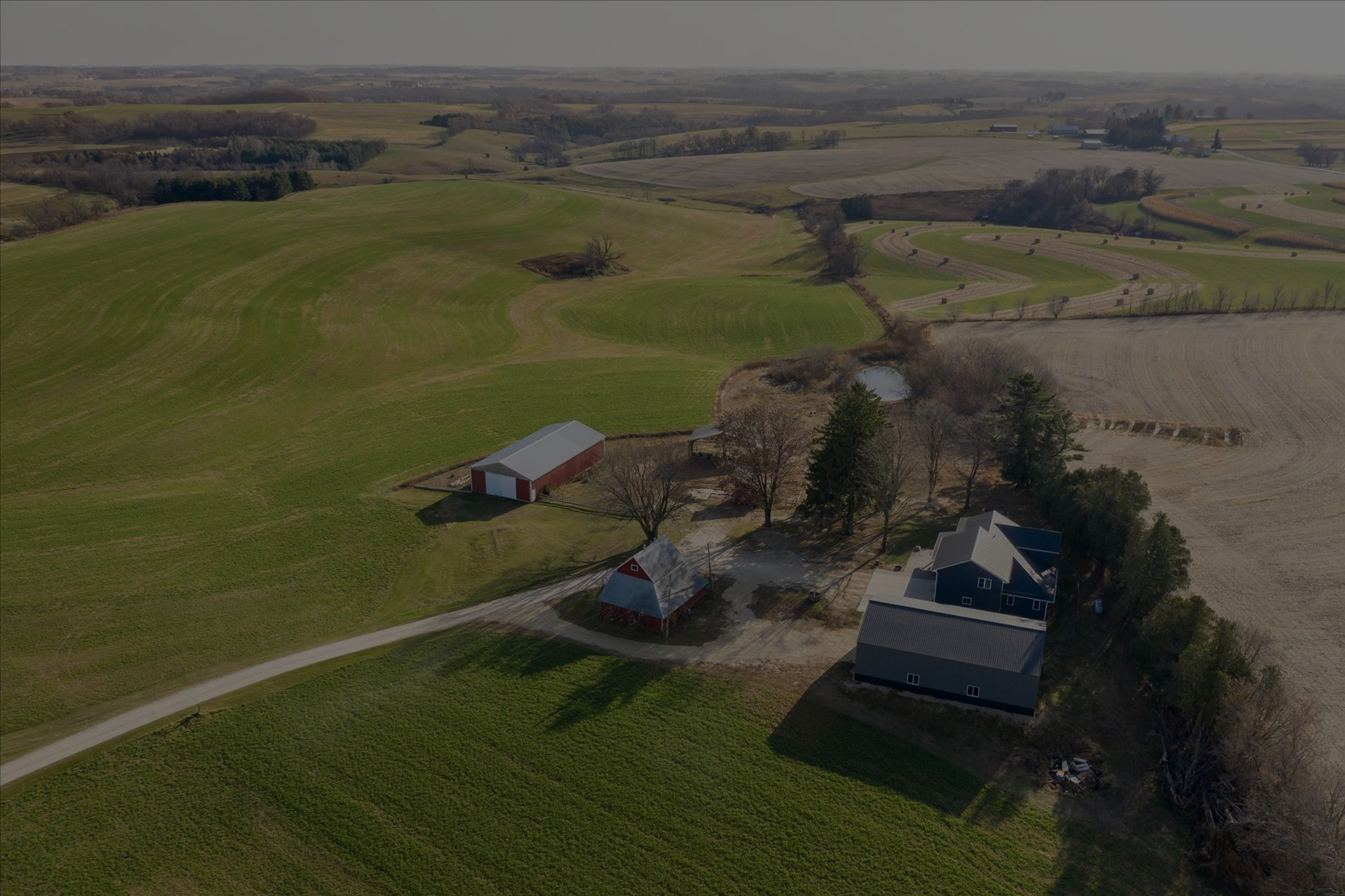 E6251 State Hwy 14, Westby ~ 5br, 2ba