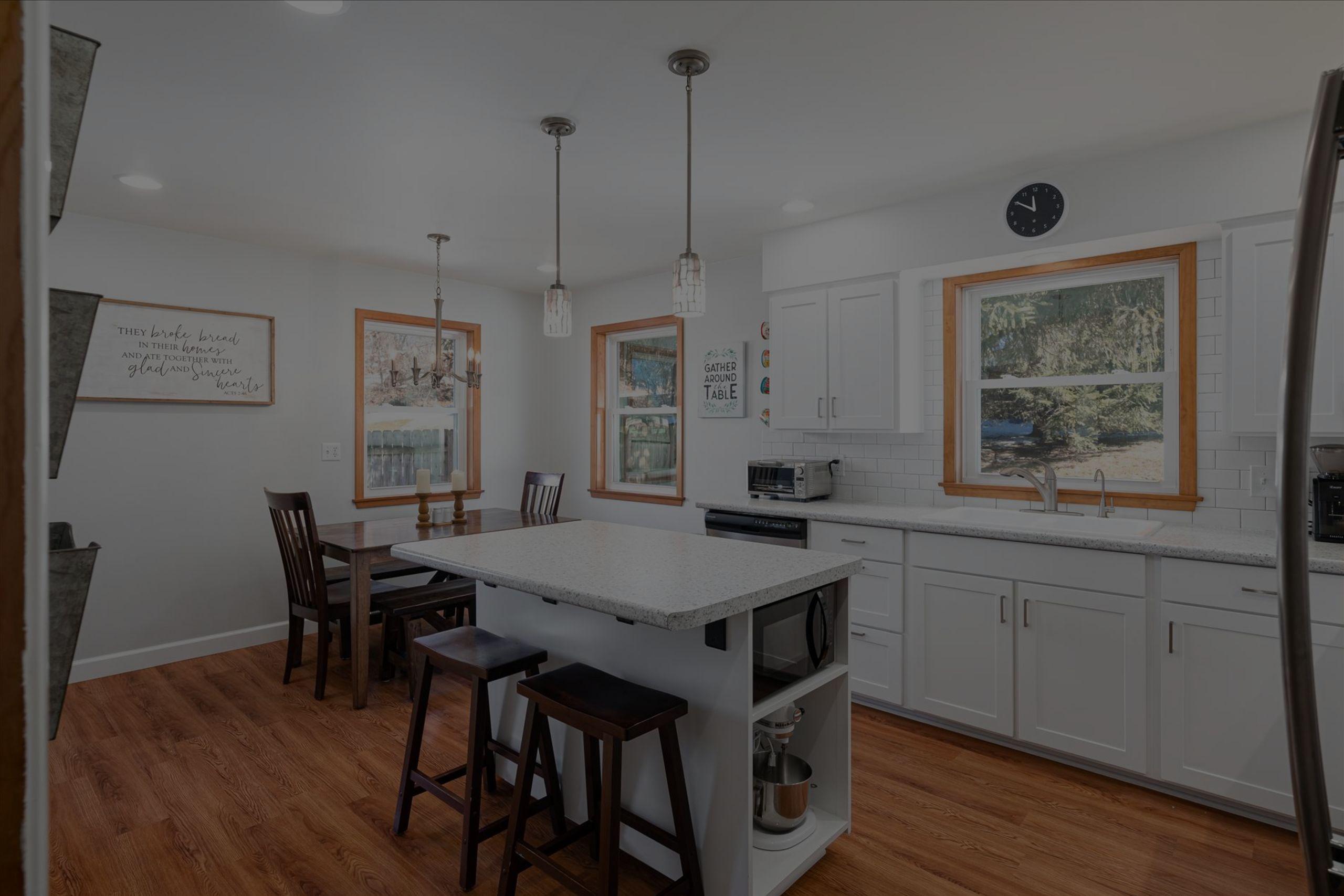 Custom kitchen in Viroqua