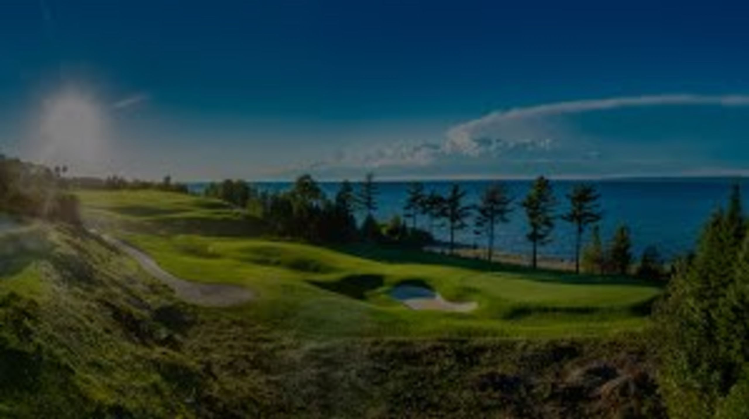 Northern Michigan is home to some of the nation's most exquisite golf courses, Including Bay Harbor