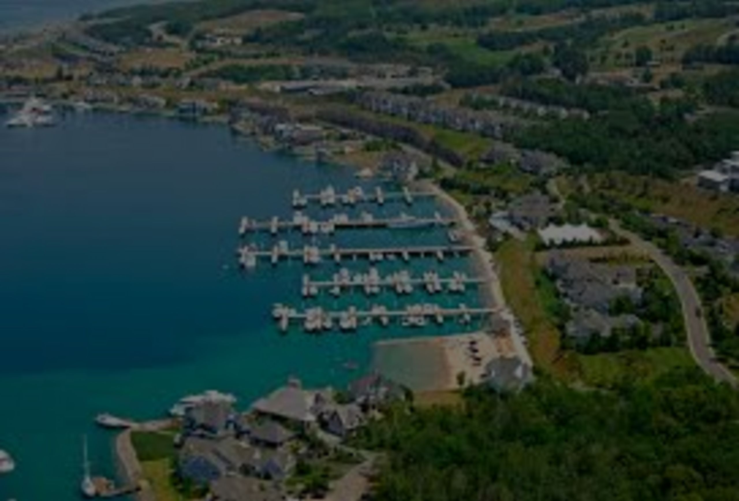 Bay Harbor is one of many gems of Northern Michigan