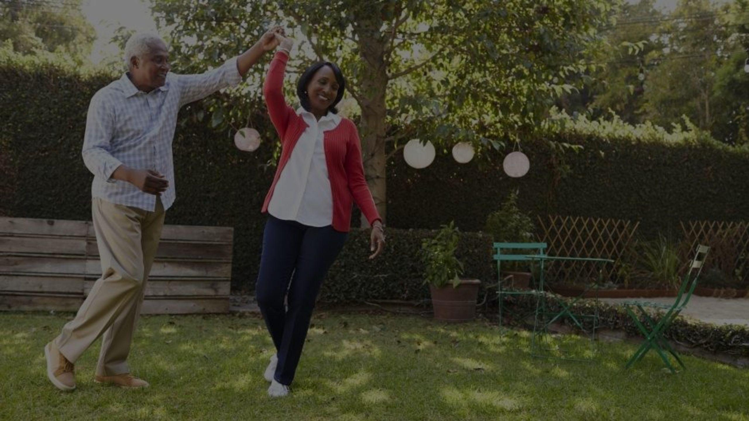 Dance in your own backyard