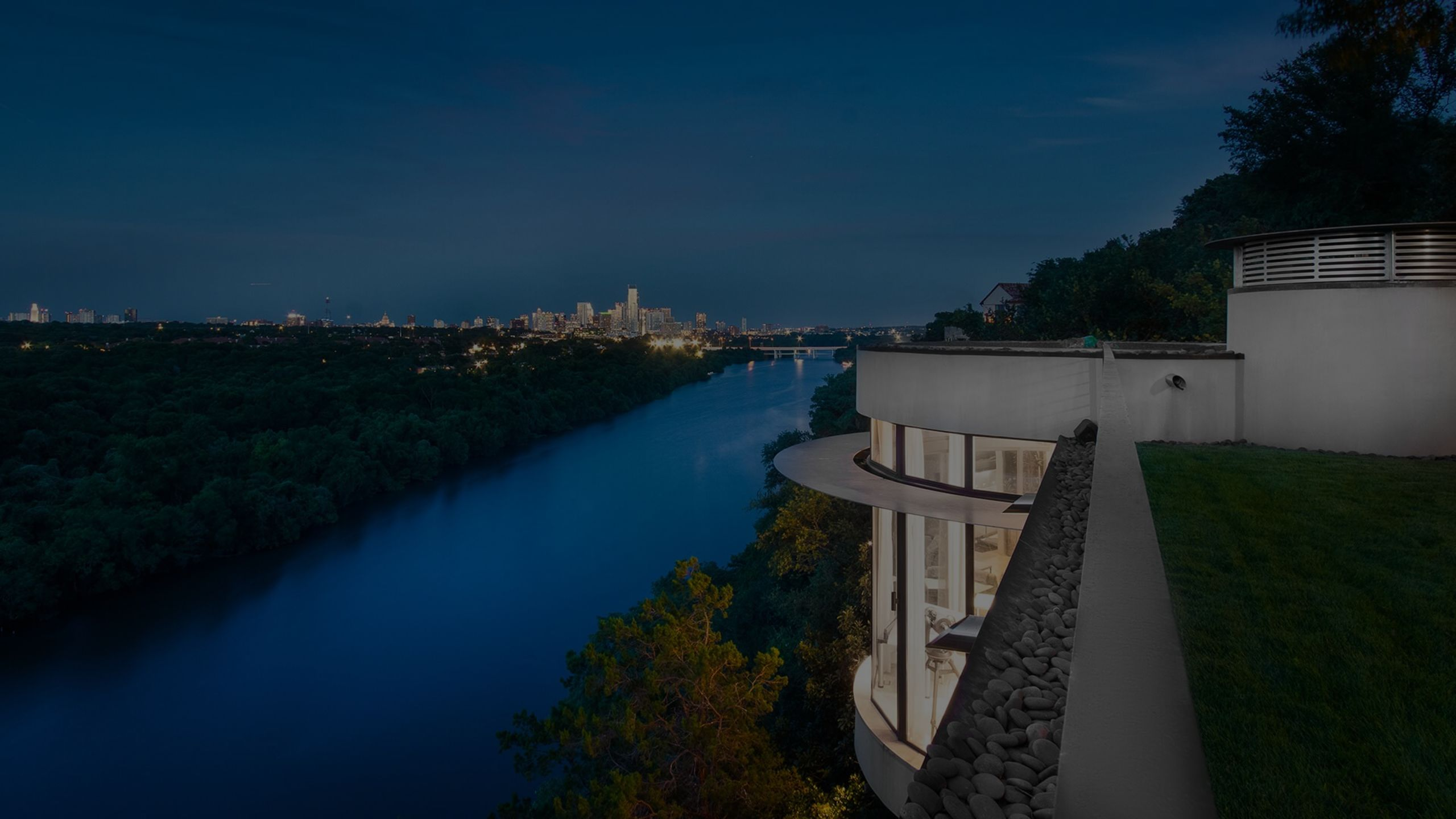 Waterfront Home on Lake Austin by Moreland Properties Non MLS