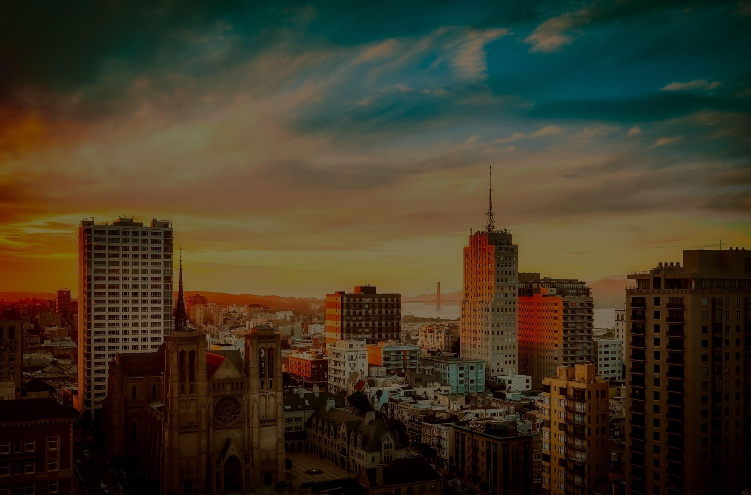 Views abound in San Francisco