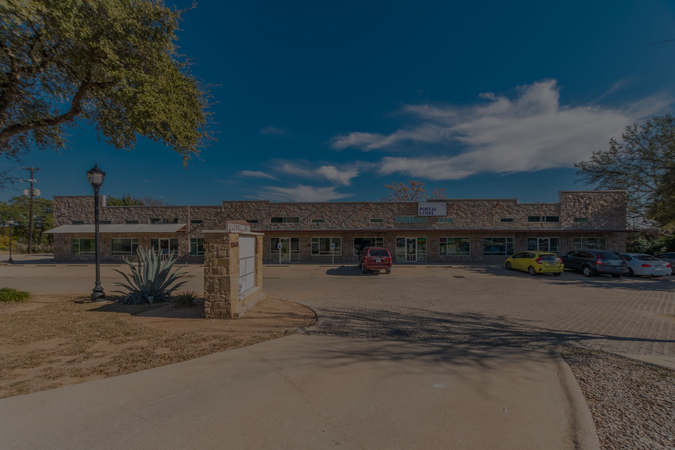 Just Listed:  5-Unit Retail Center. More Info?  Click Here NOW