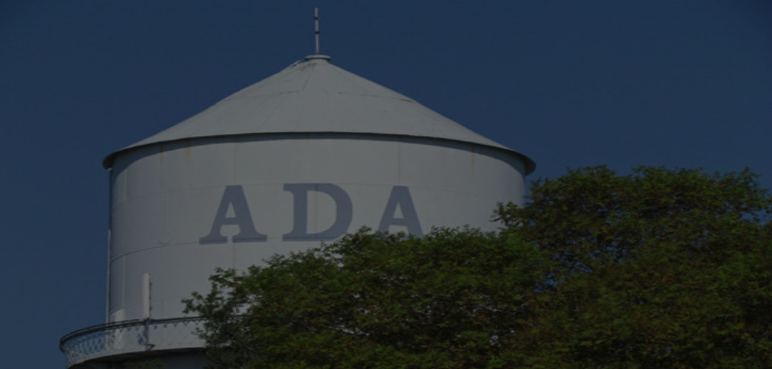 Ada Water Tower