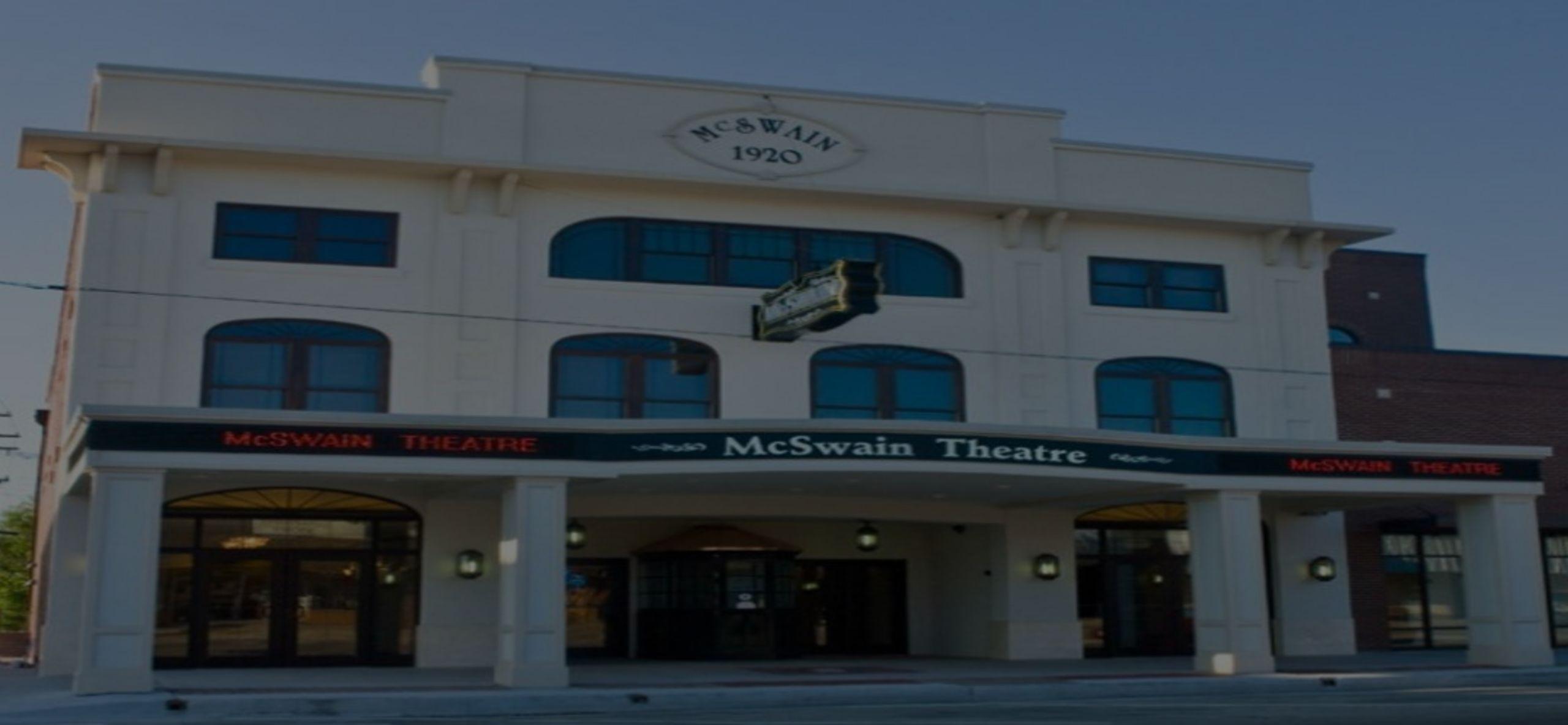 Historical McSwain Theatre