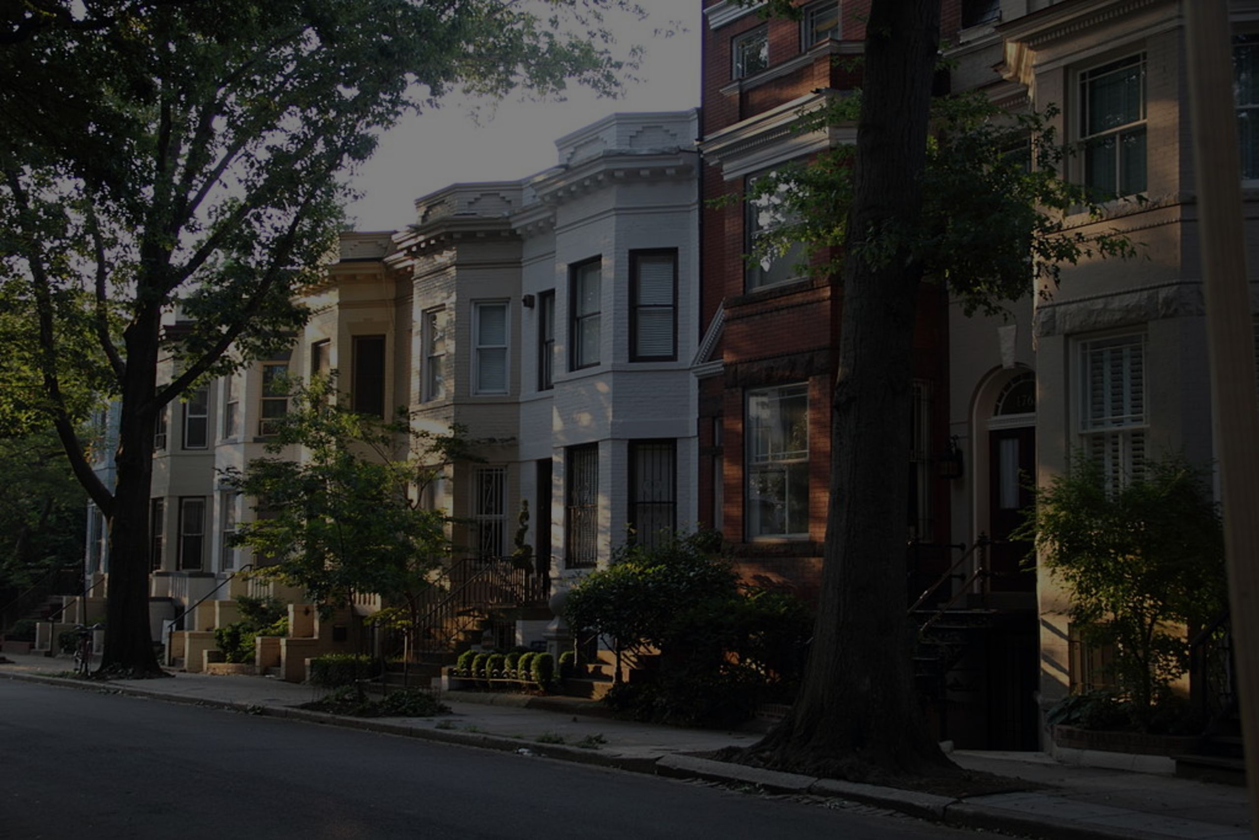 Dupont Circle Row Homes