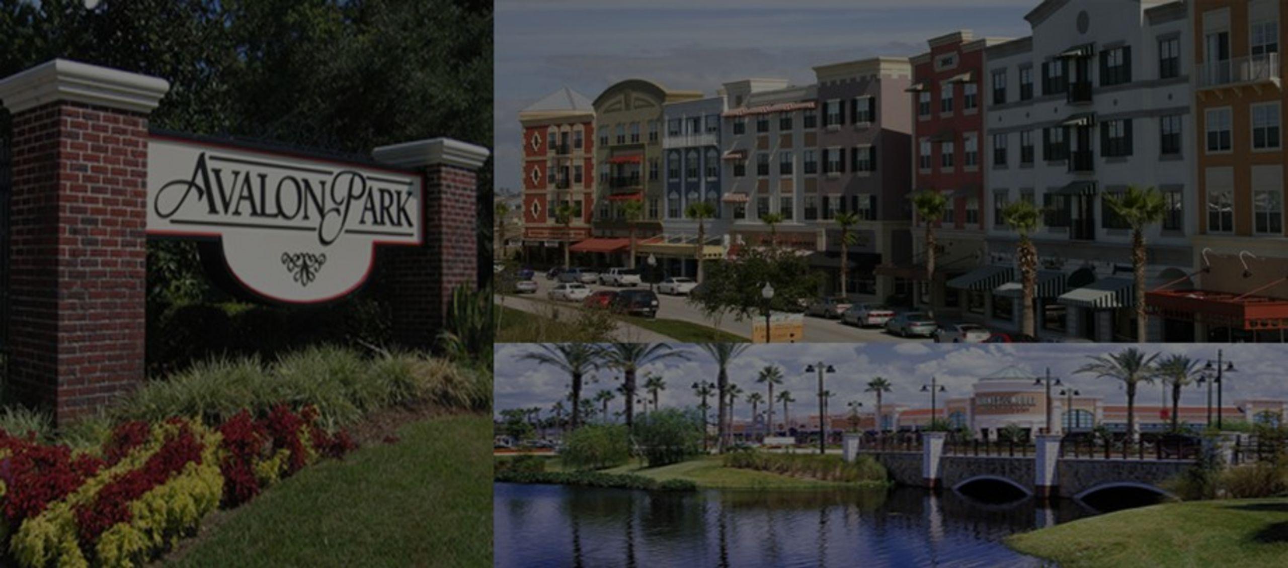 Avalon Park Homes Living