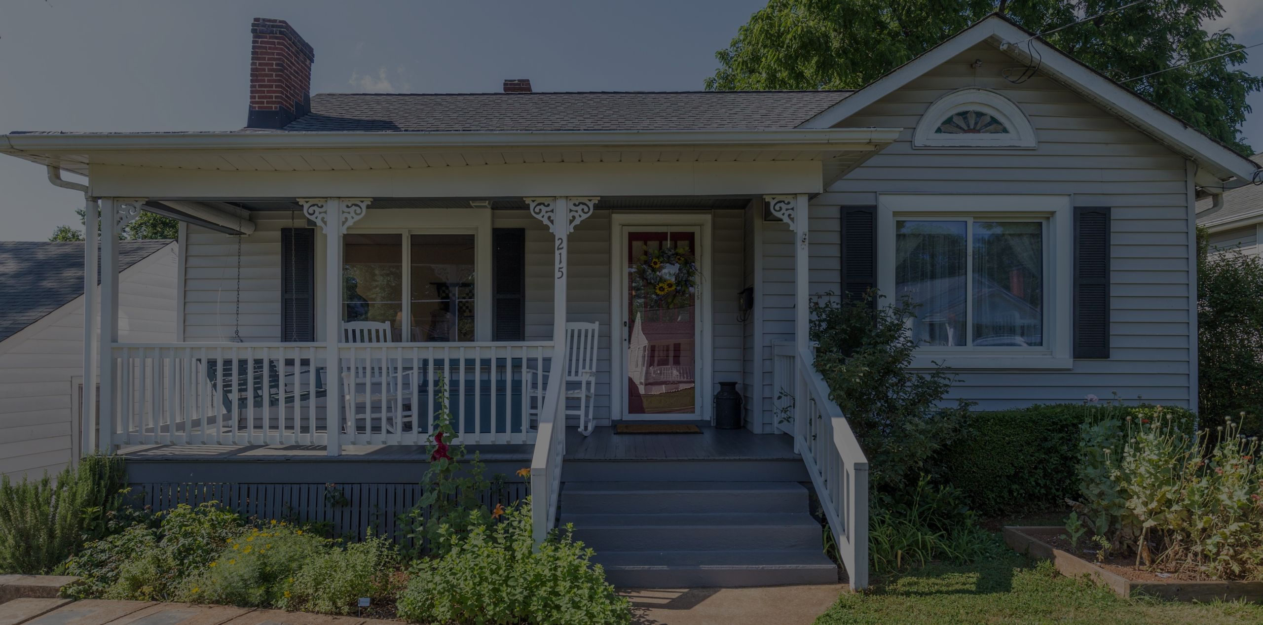 Find a cute mid-town cottage