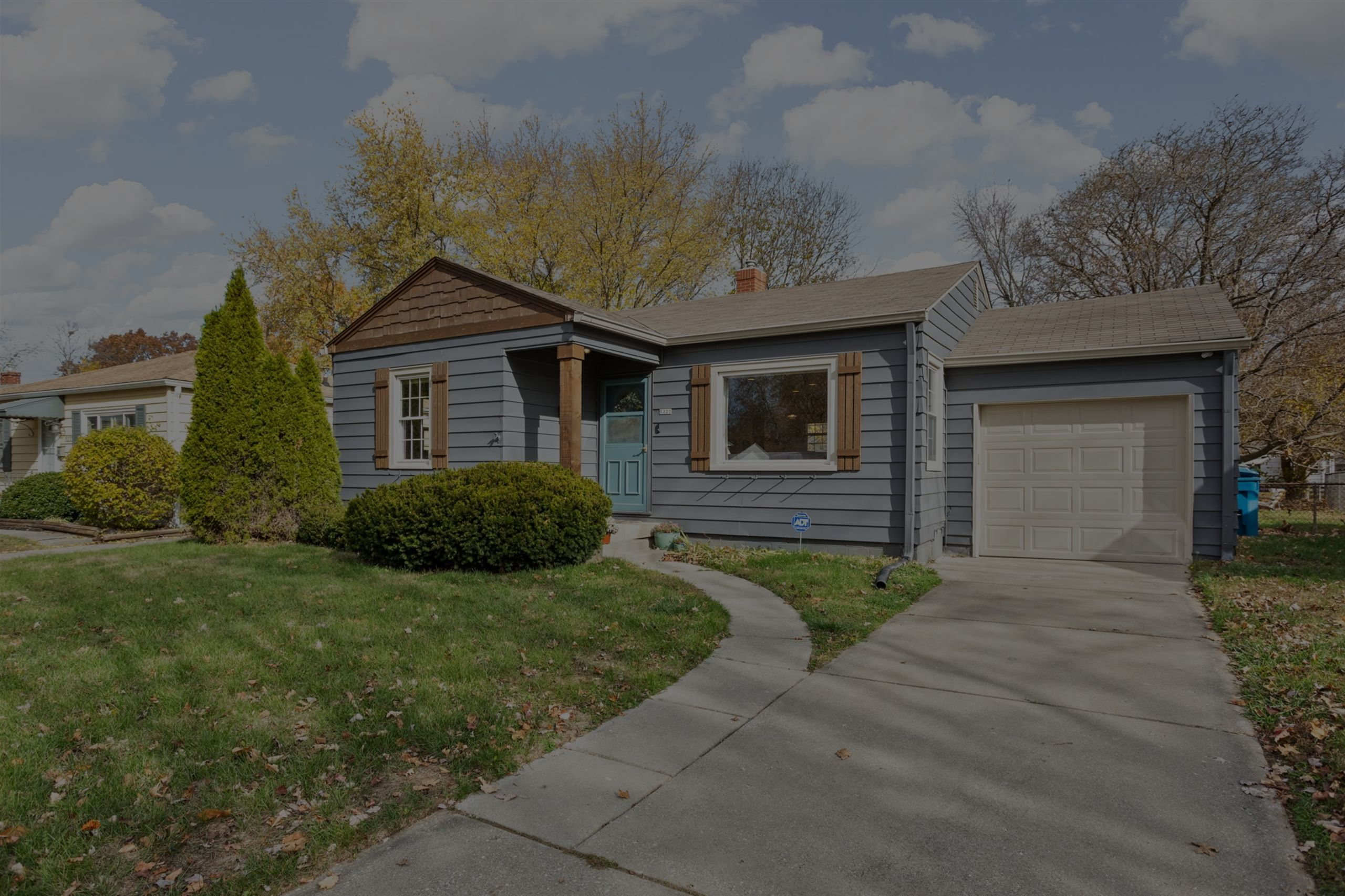 FOR SALE IN BROAD RIPPLE- COMPLETELY UPDATED