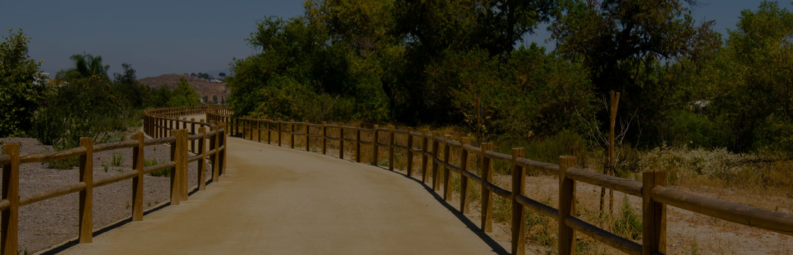 Award Winning Parks - Walker Preserve Trail