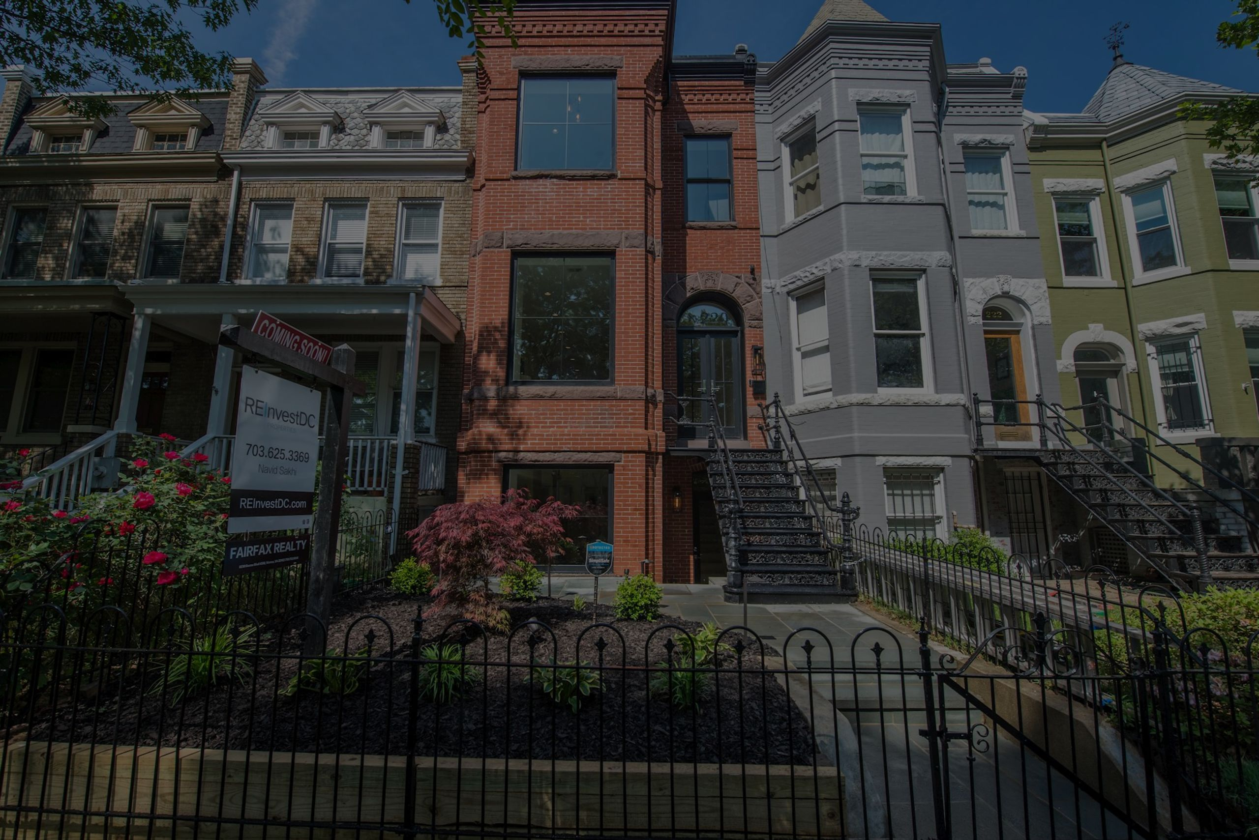 Just Listed! Capitol Hill