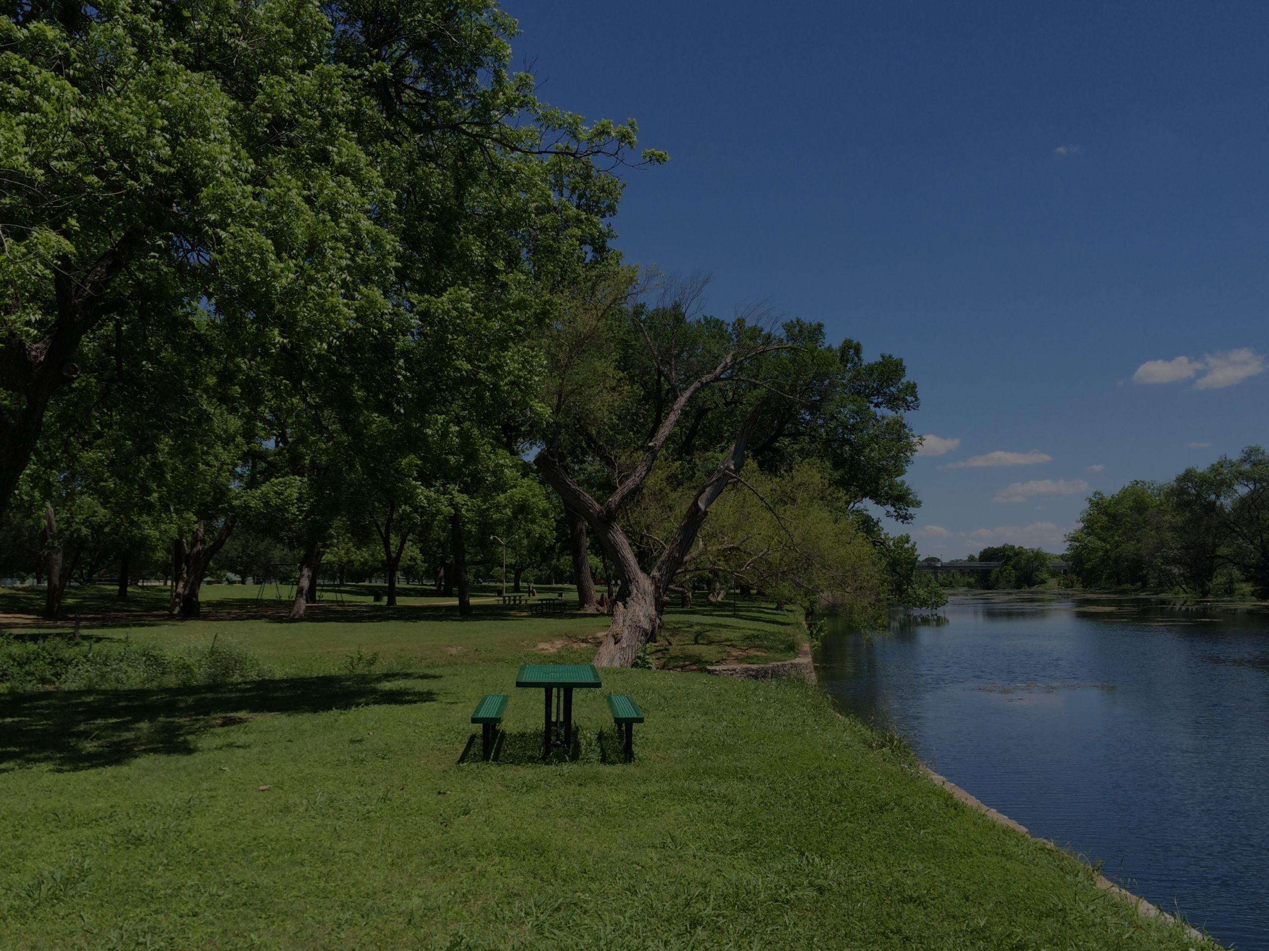 San Gabriel Park and River