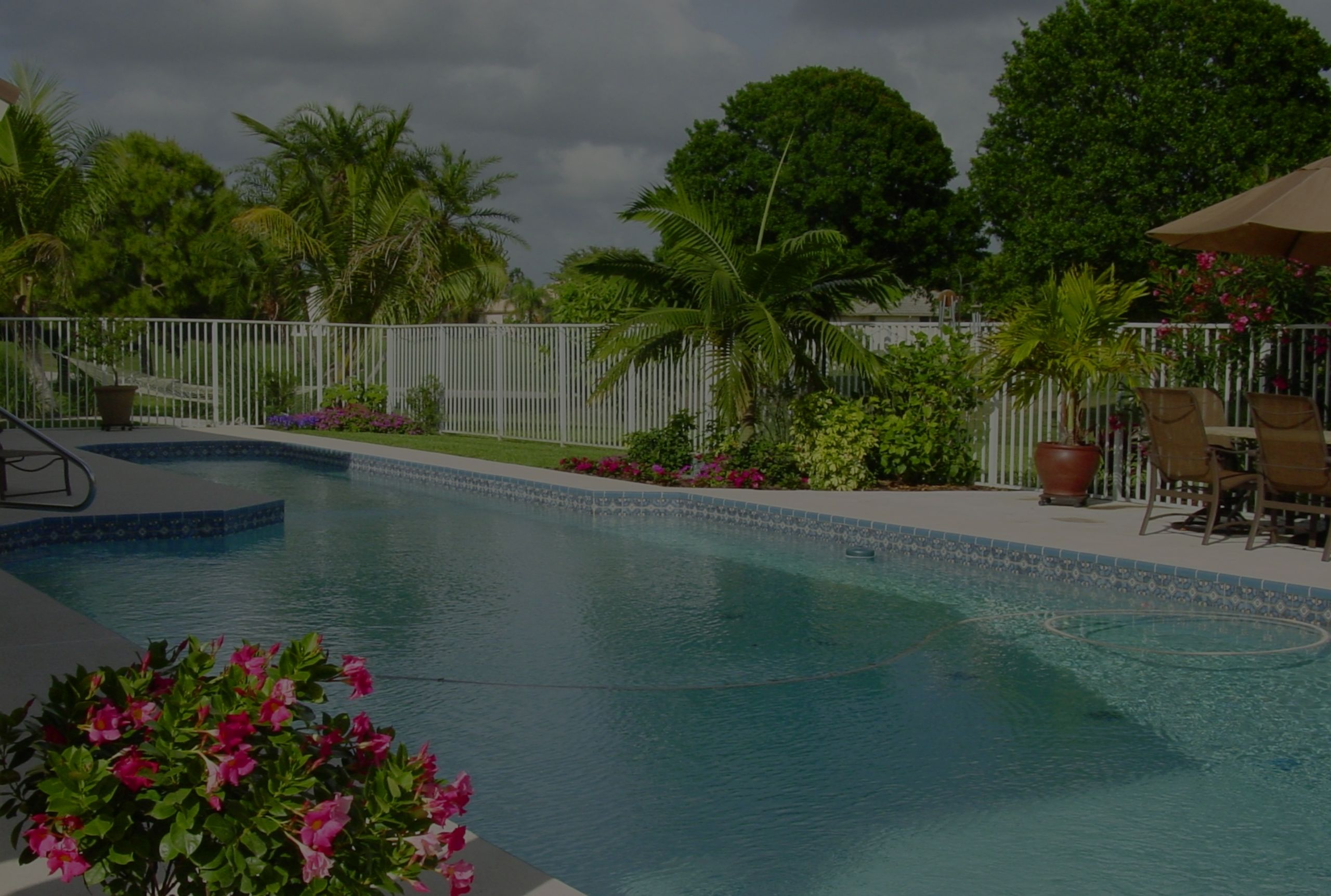 ...or simply relaxing by your pool or one of our beautiful beaches!
