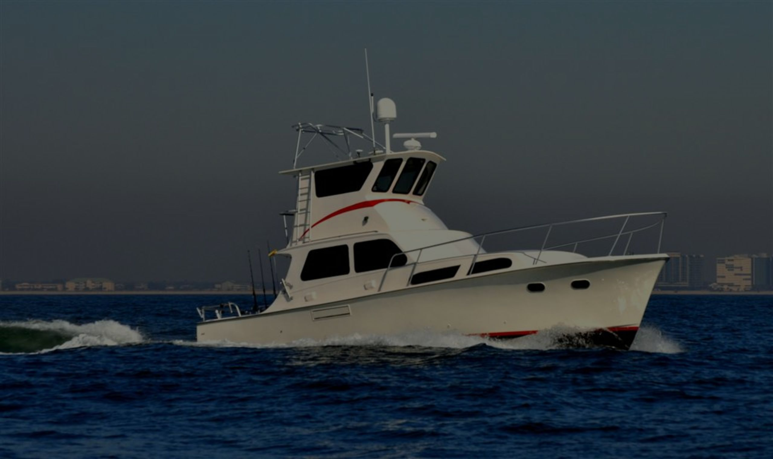 One of the Many Fishing Charters