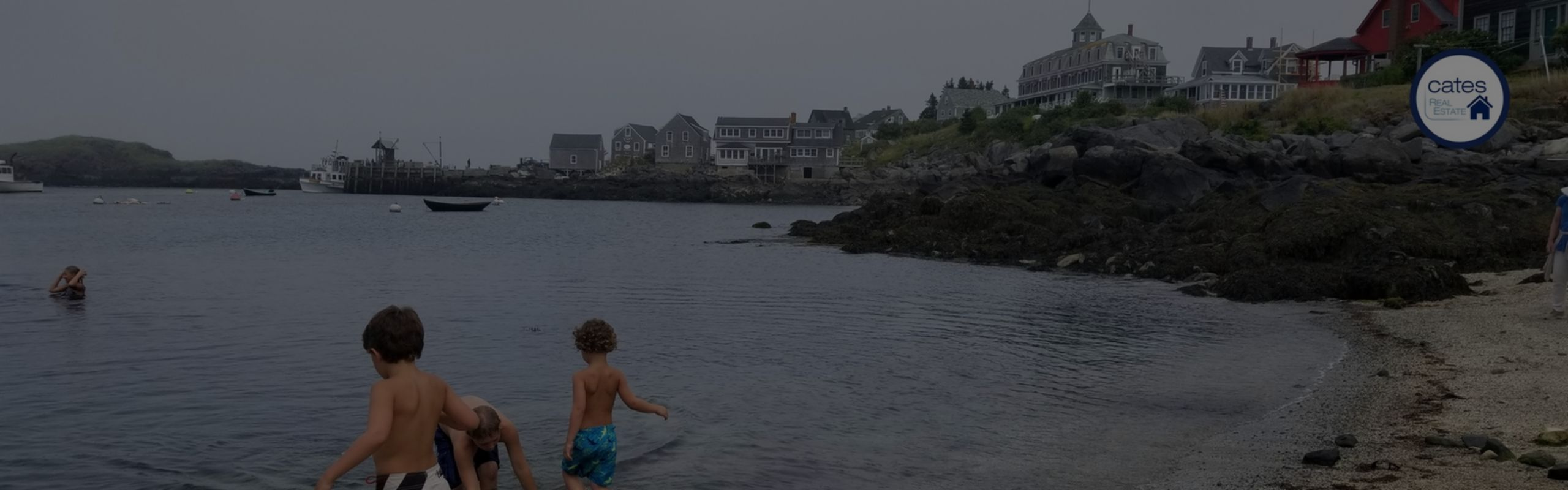 Take a day trip to Monhegan Island for a swim