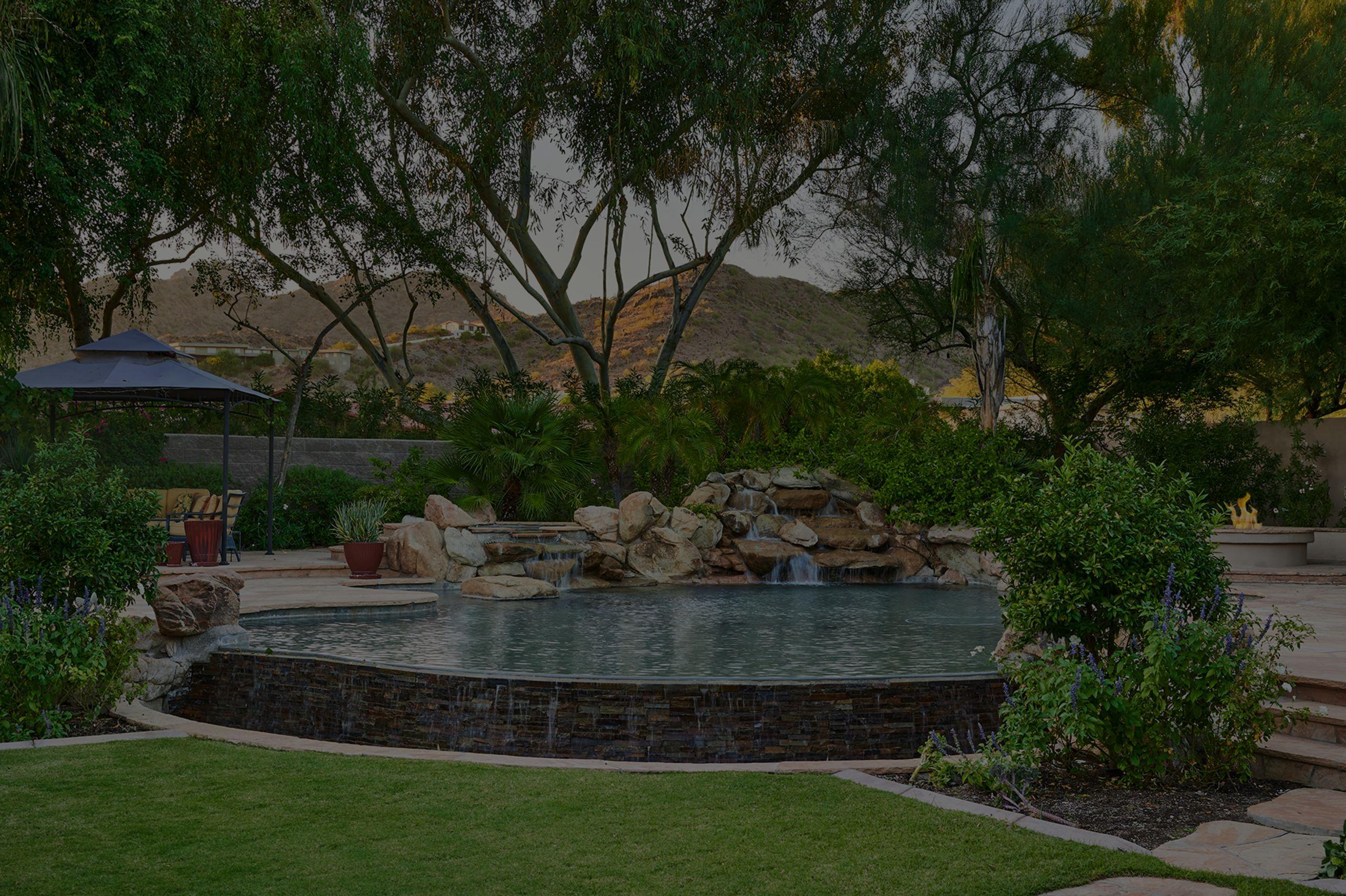 Stunning Backyard and Views