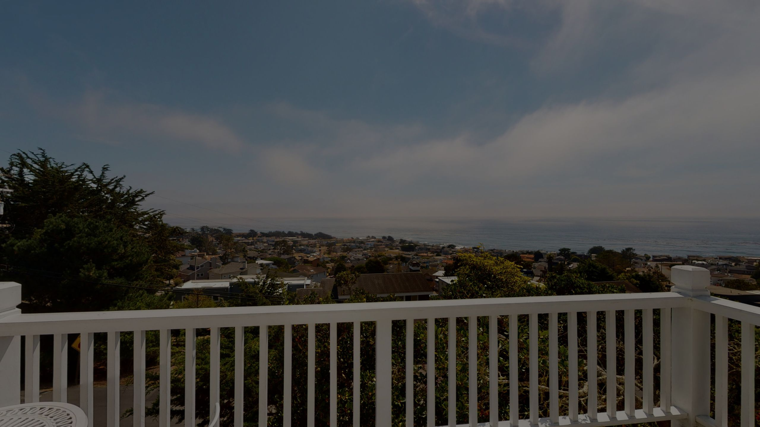 Expansive Views Over Marine Terrace