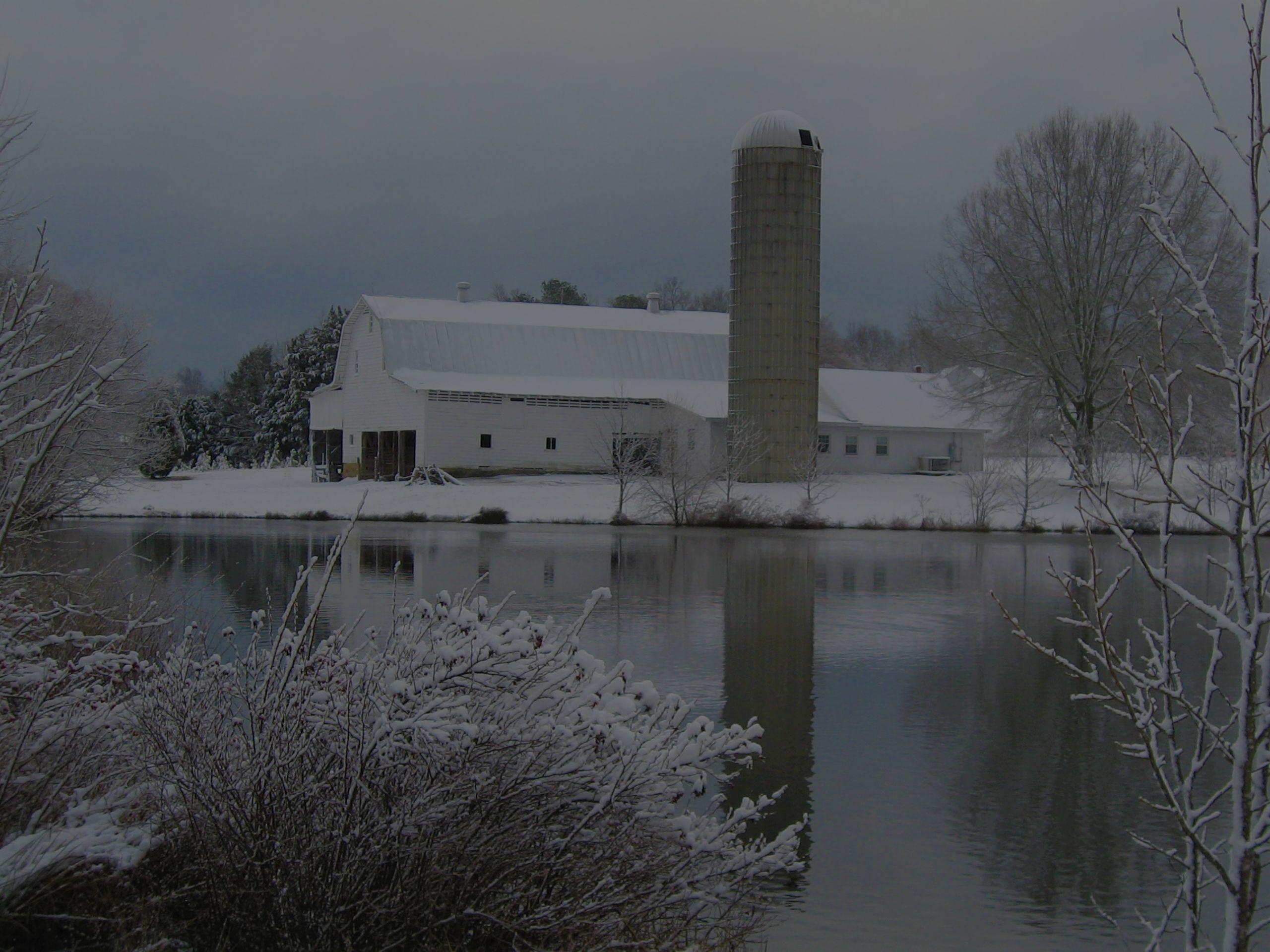Beautiful Chatham Countryside
