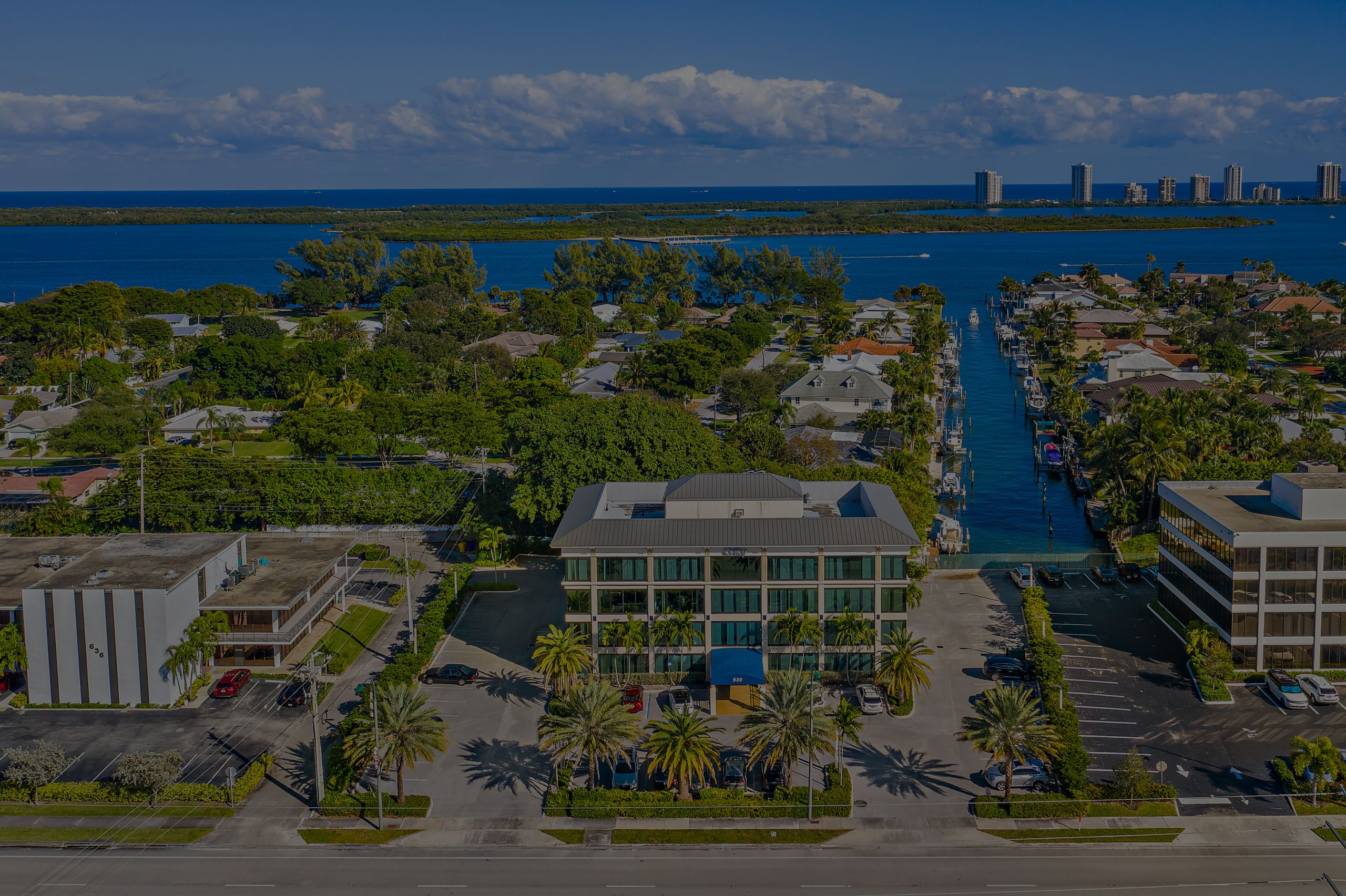 UNDER CONTRACT! Office Building located just off the coast in North Palm Beach - $4,900,000