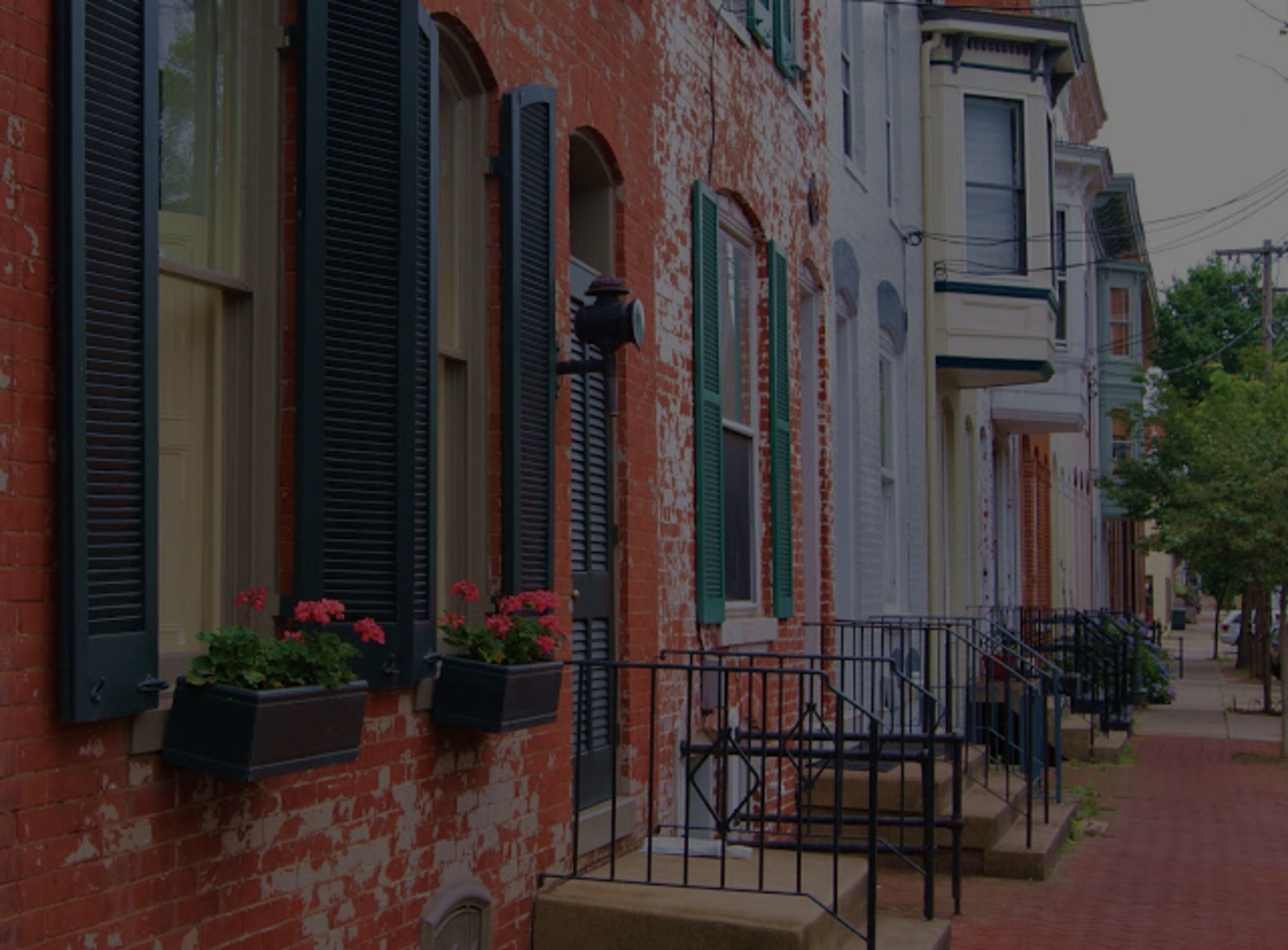 Charming, historical streets