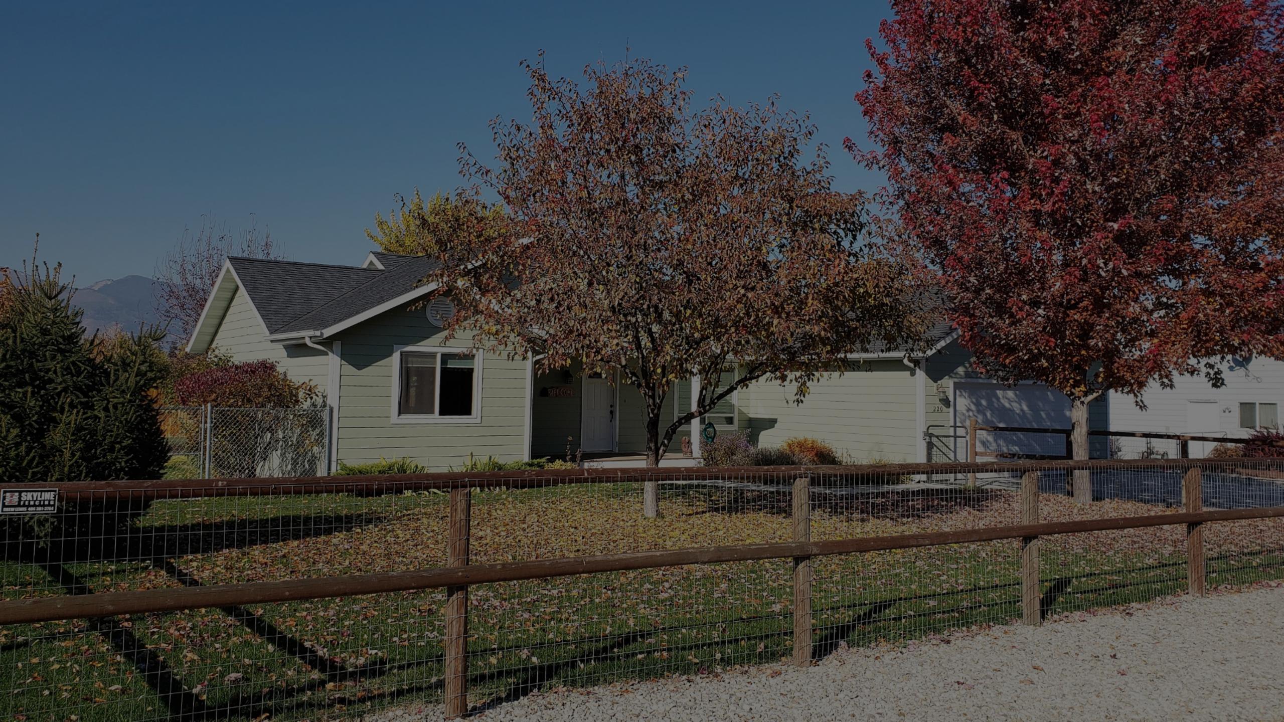 Greener Montana Properties serving the Bitterroot Valley