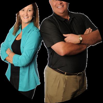 Shane & Peggy Clarke