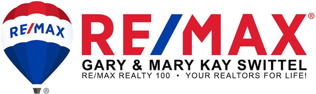 Gary &amp; Mary Kay Swittel<br> RE/MAX Realty 100