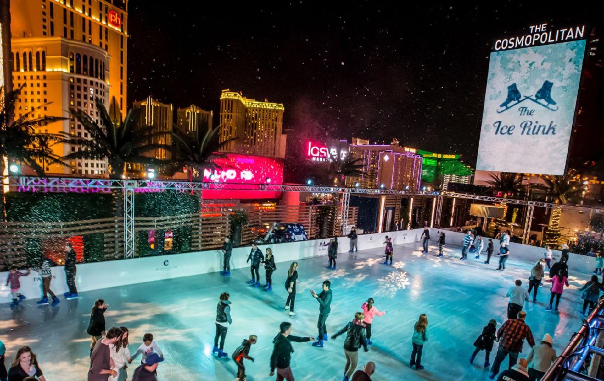 Holidays In Las Vegas!