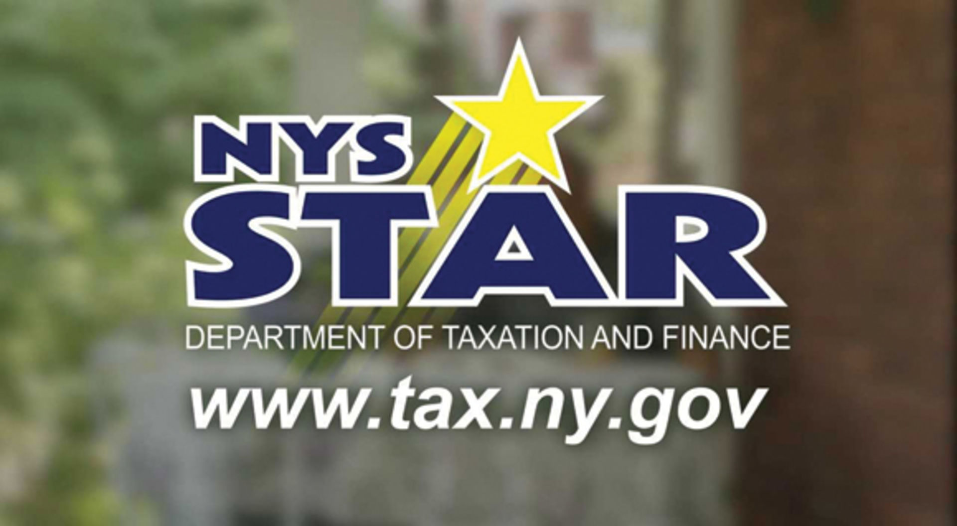New York STAR Property Tax Relief Program