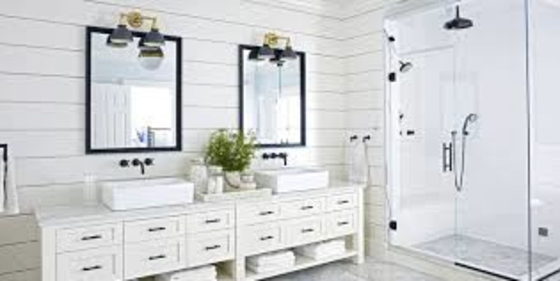The 10 Most Popular New Bathrooms