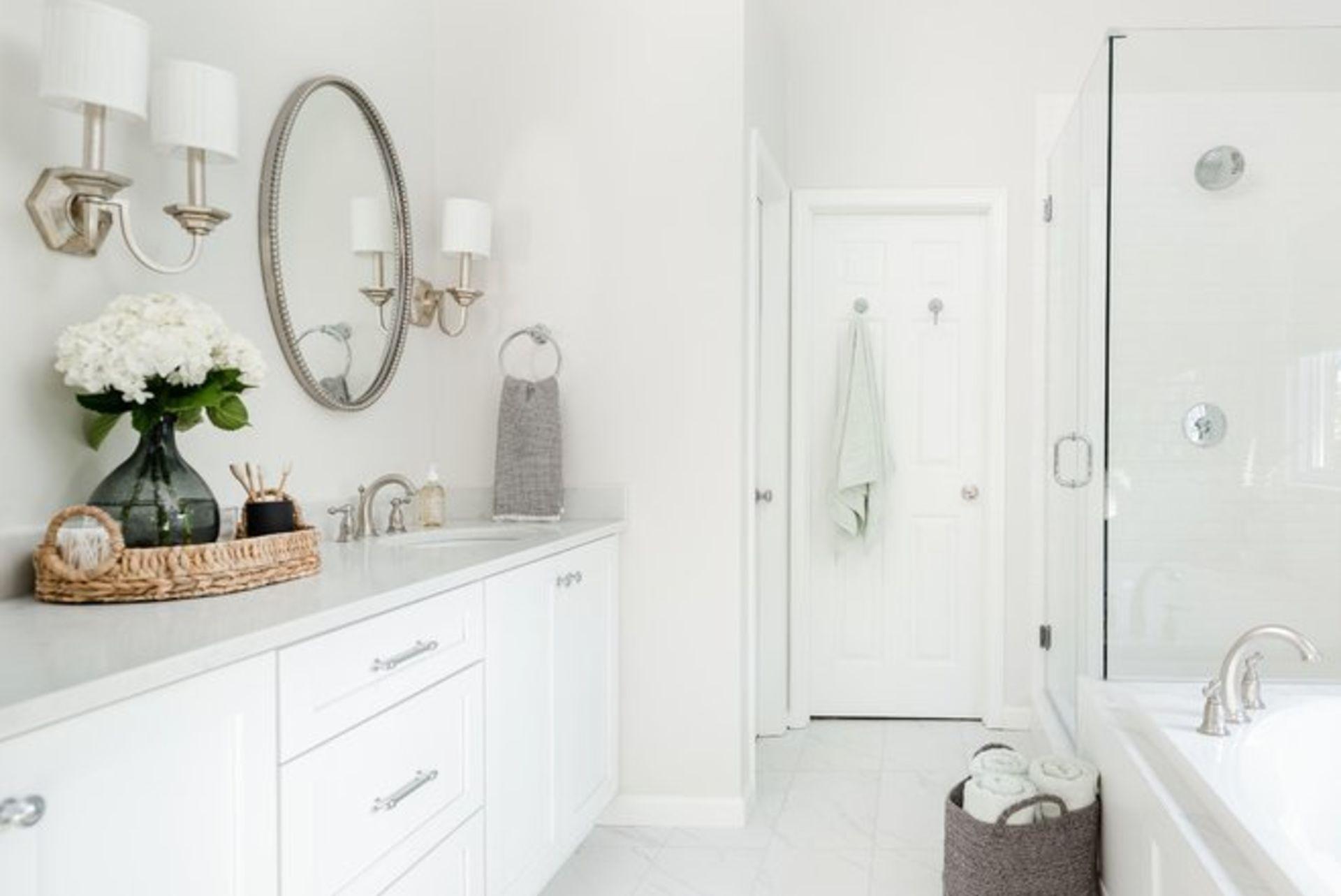 Designers Share Their Favorite Bathroom Floor Tiles